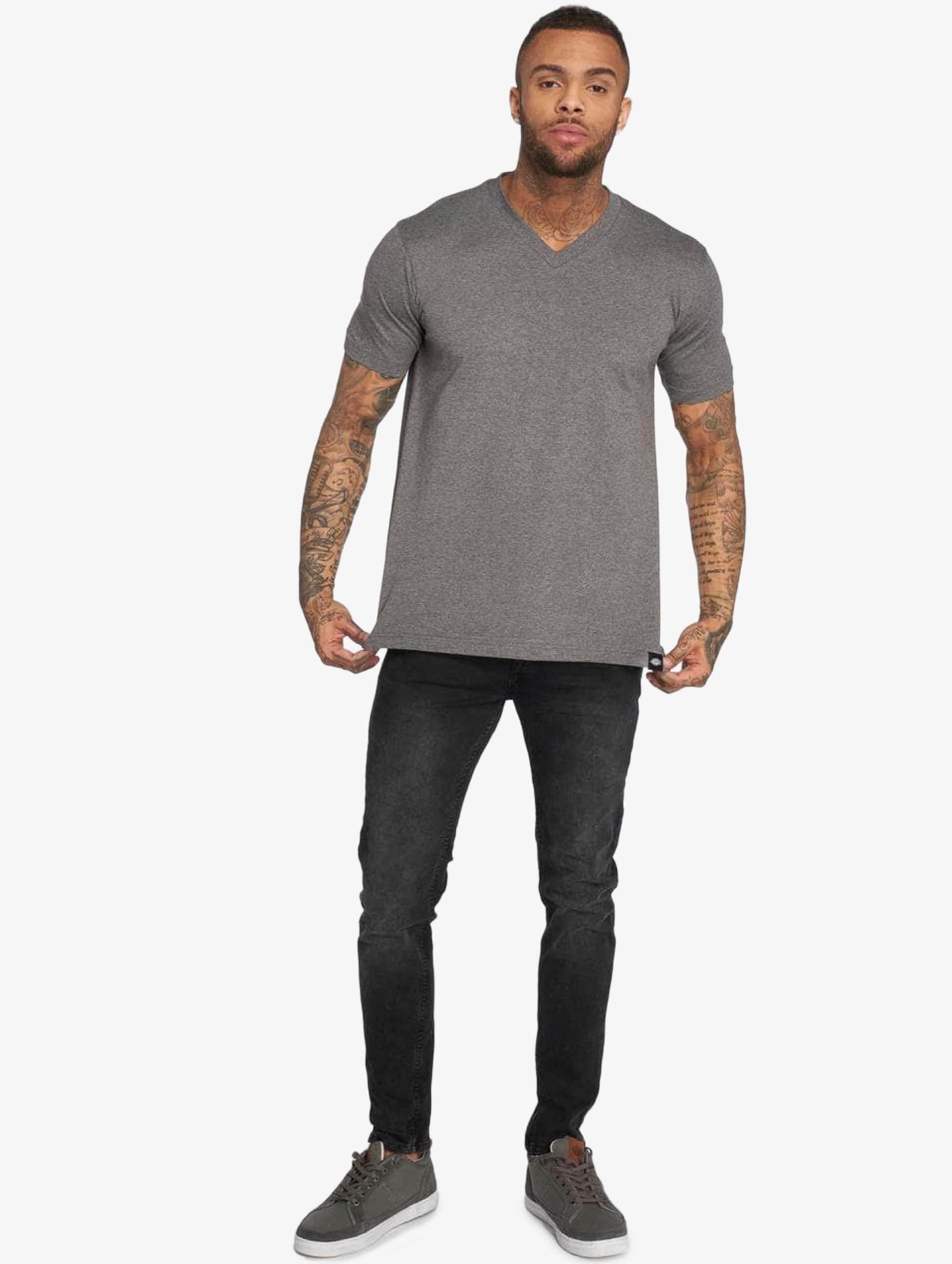 Dickies t-shirt MC 3-Pack zwart