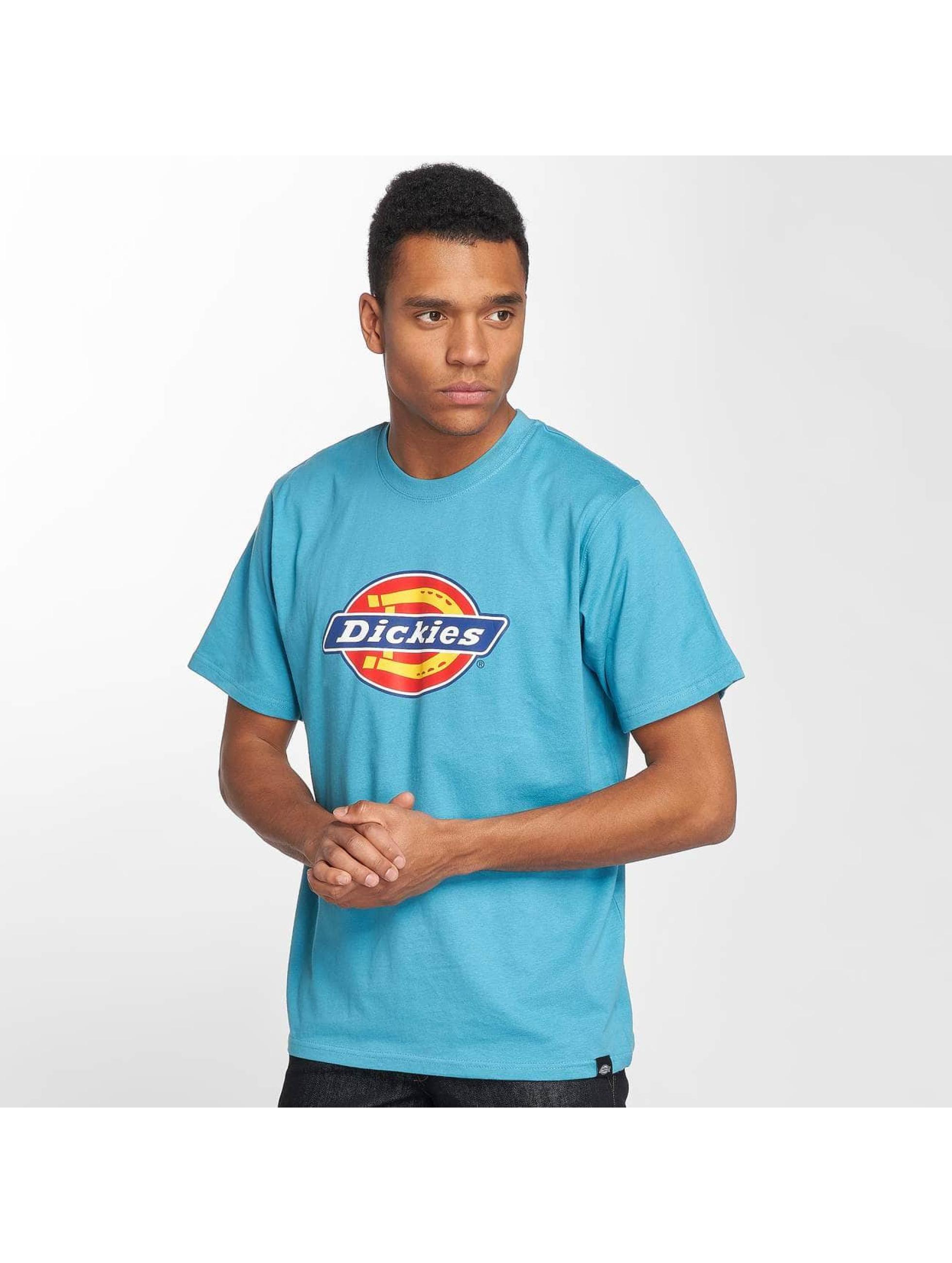 Dickies T-skjorter Horseshoe blå
