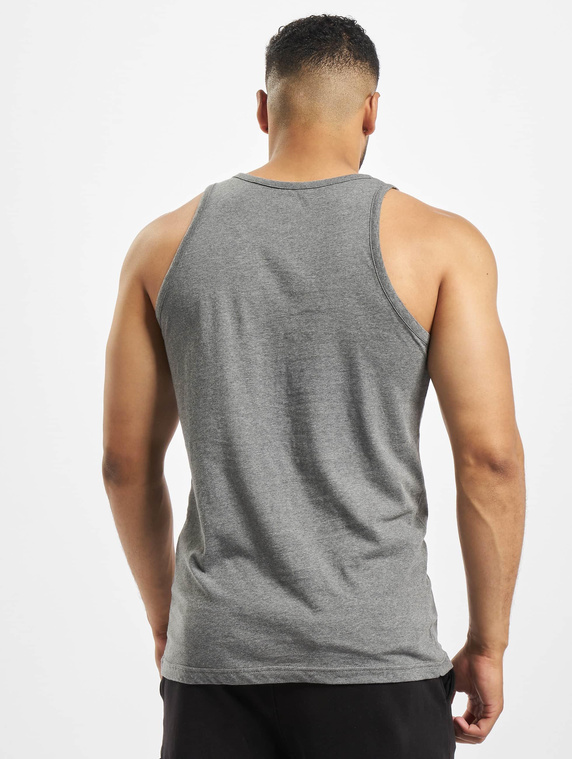 Dickies Tank Tops Vest Multi Color weiß