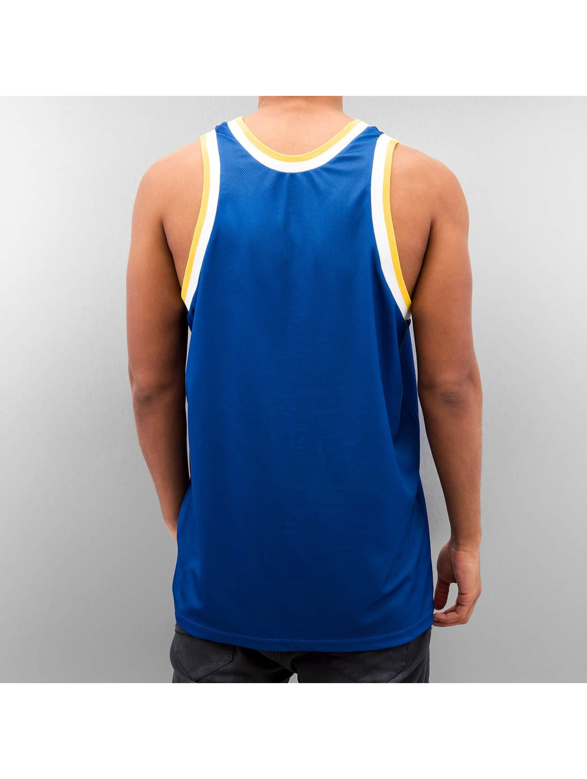 Dickies Tanktop Miami Beach blauw