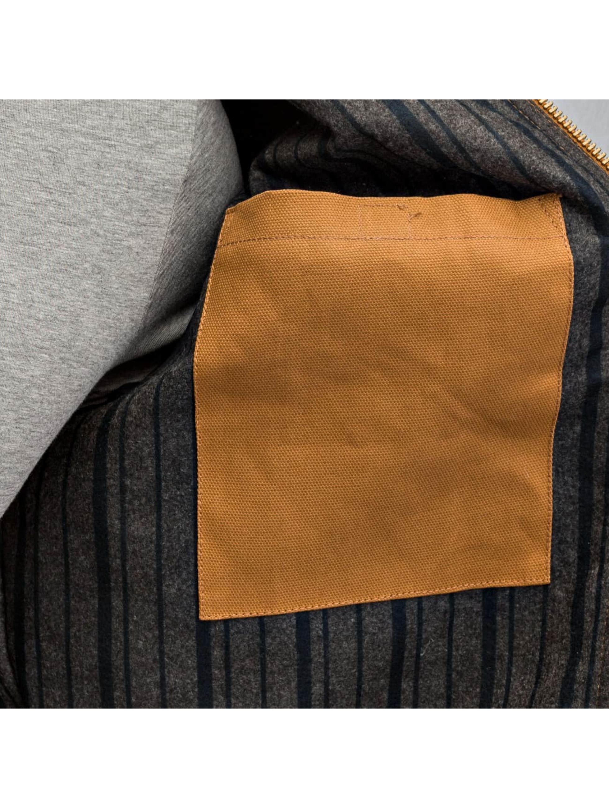 Dickies Välikausitakit Blanket Lined Duck ruskea