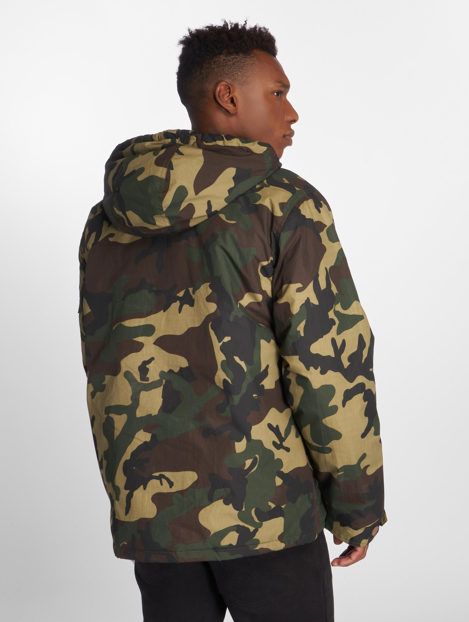 Dickies Veste mi-saison légère Milford camouflage