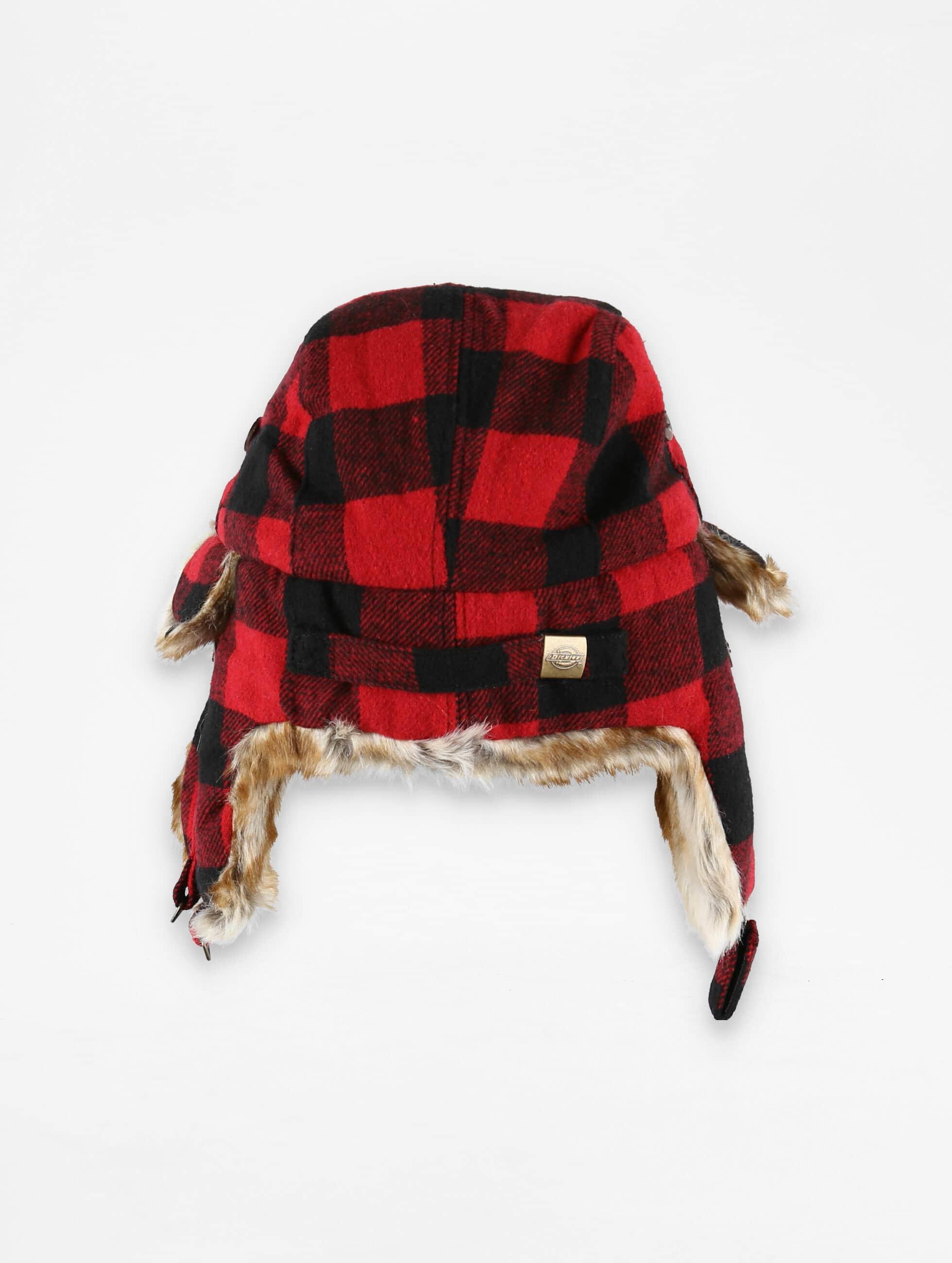 Dickies Winter Bonnet Trout Creek red