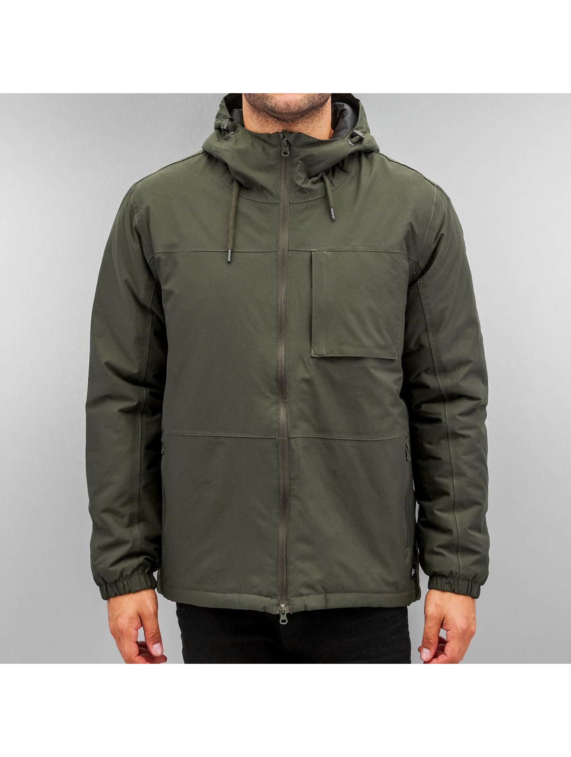 Dickies Winterjacke Scottsburg olive