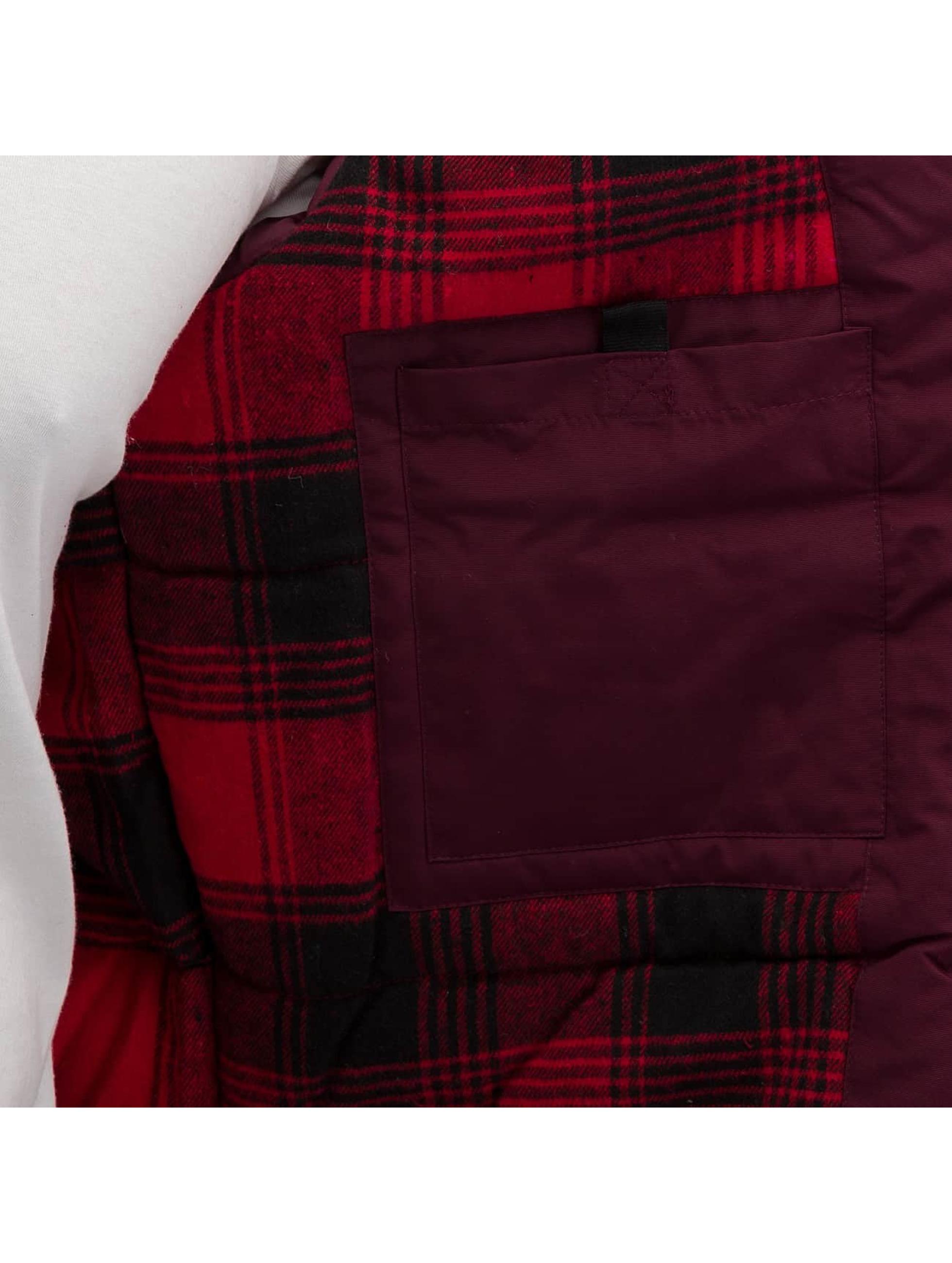 Dickies winterjas Cornwell rood