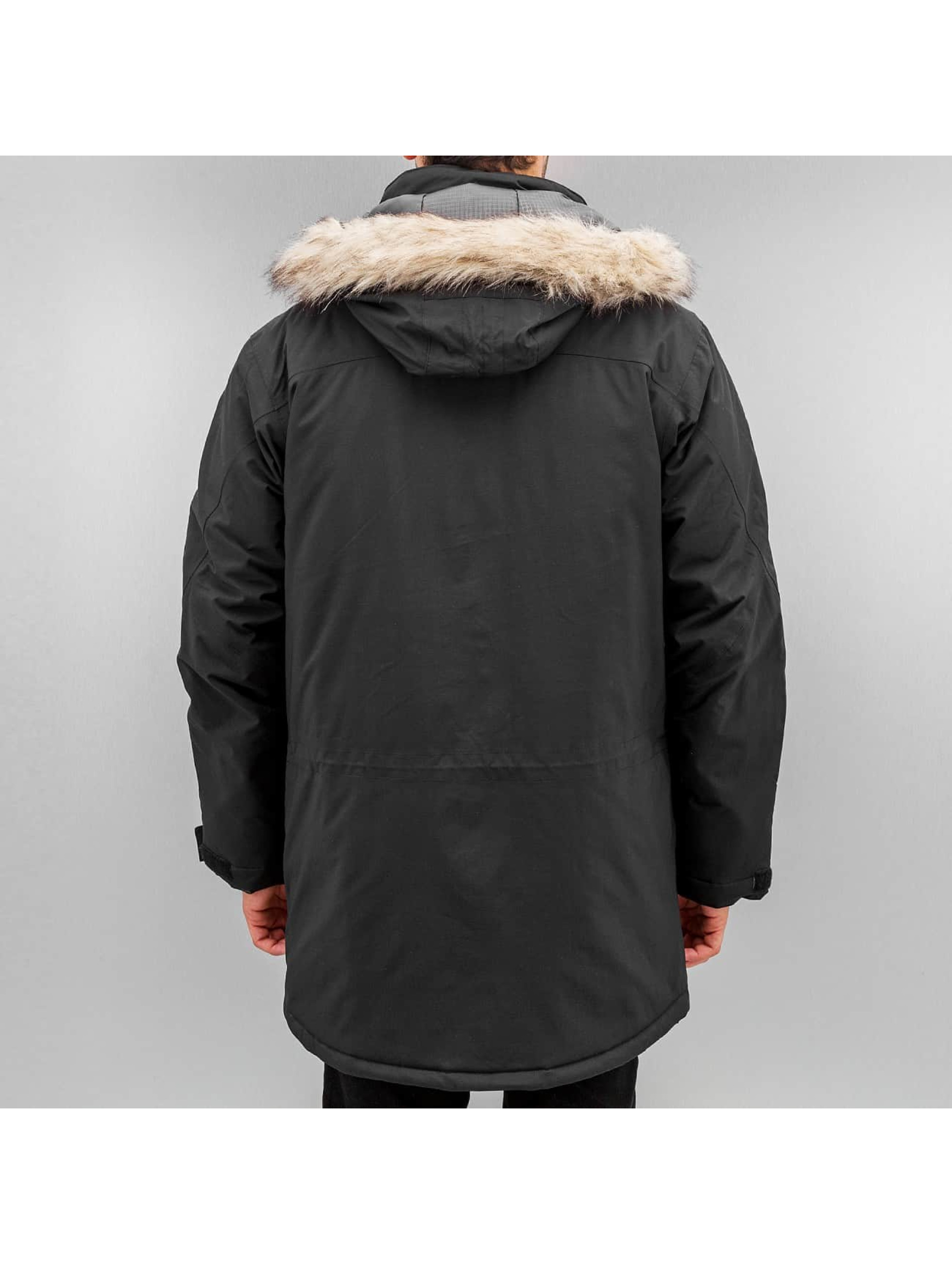 Dickies winterjas Glen Haven zwart