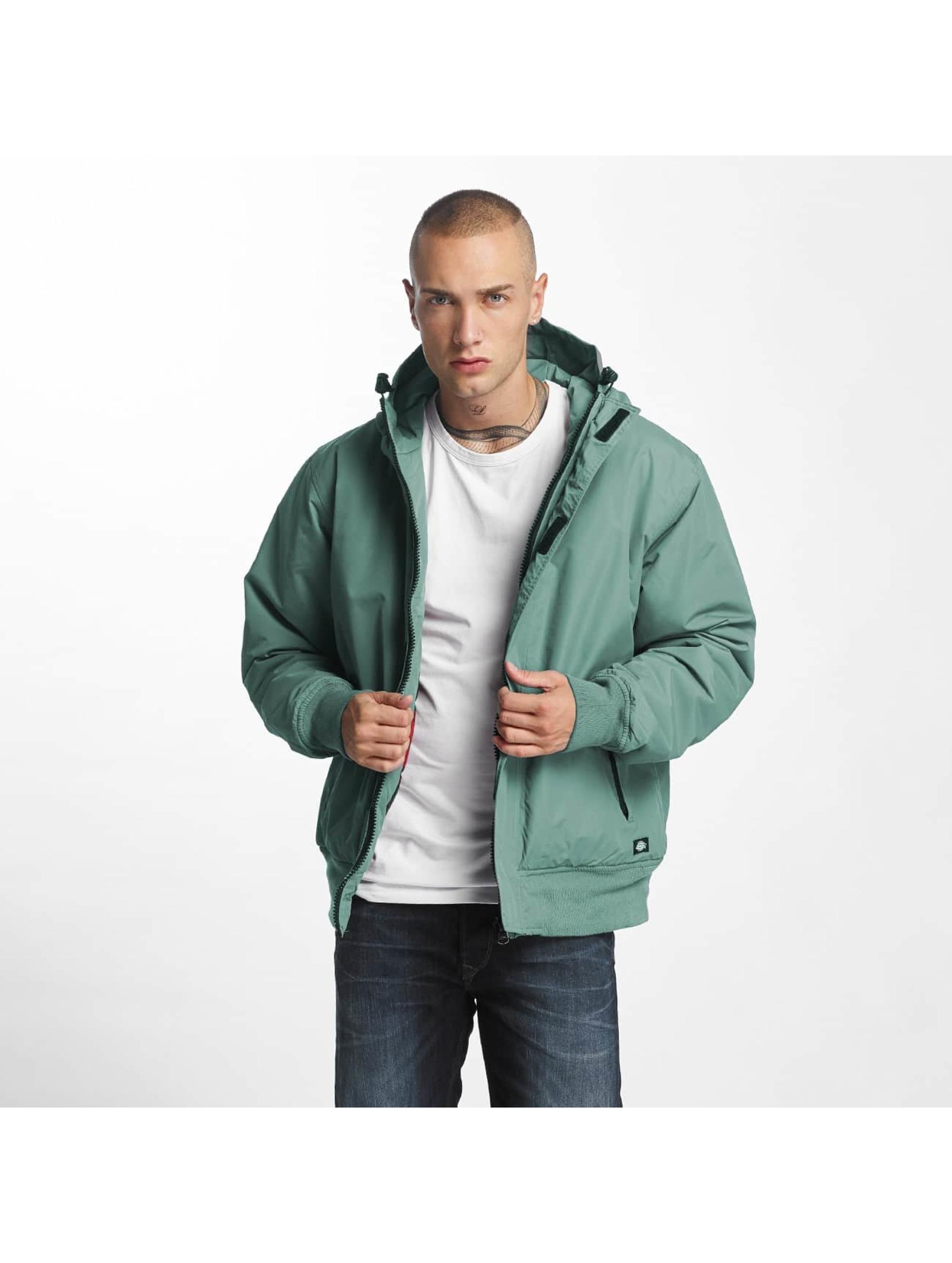 Dickies Zimné bundy Cornwell zelená
