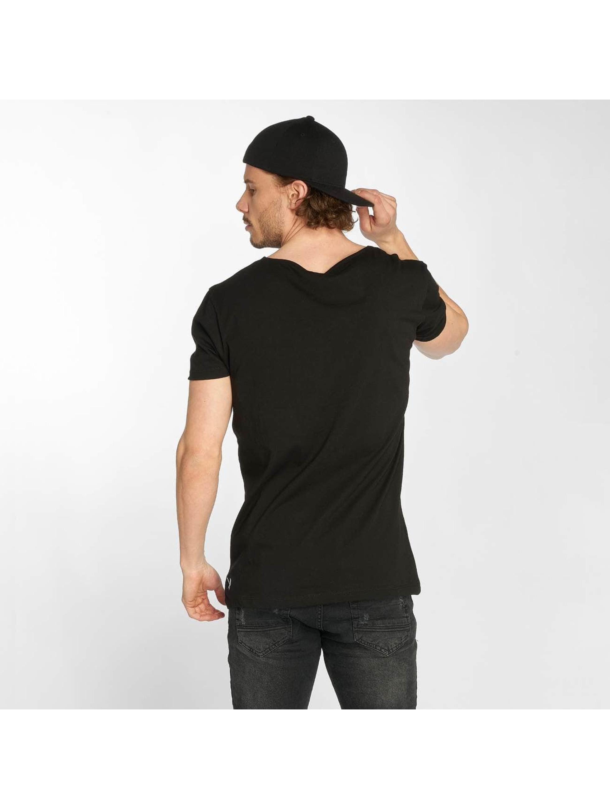 Distorted People Camiseta BB Blades Camo negro