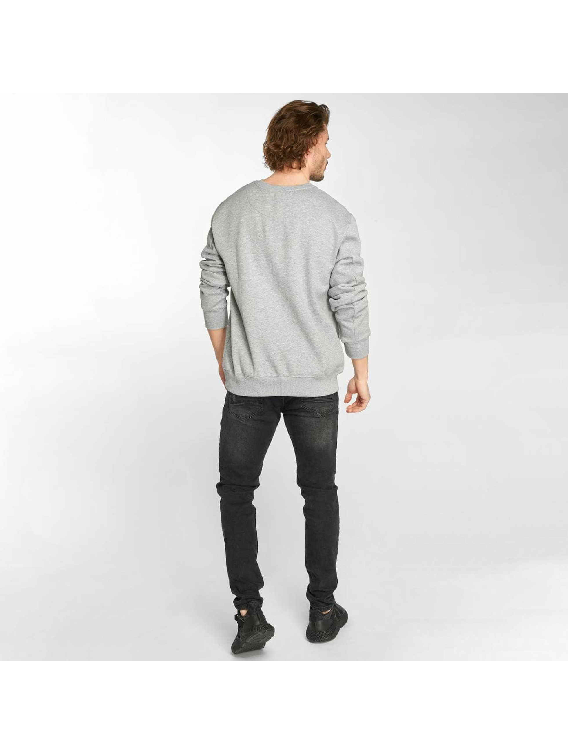 Distorted People Jumper Tribe grey