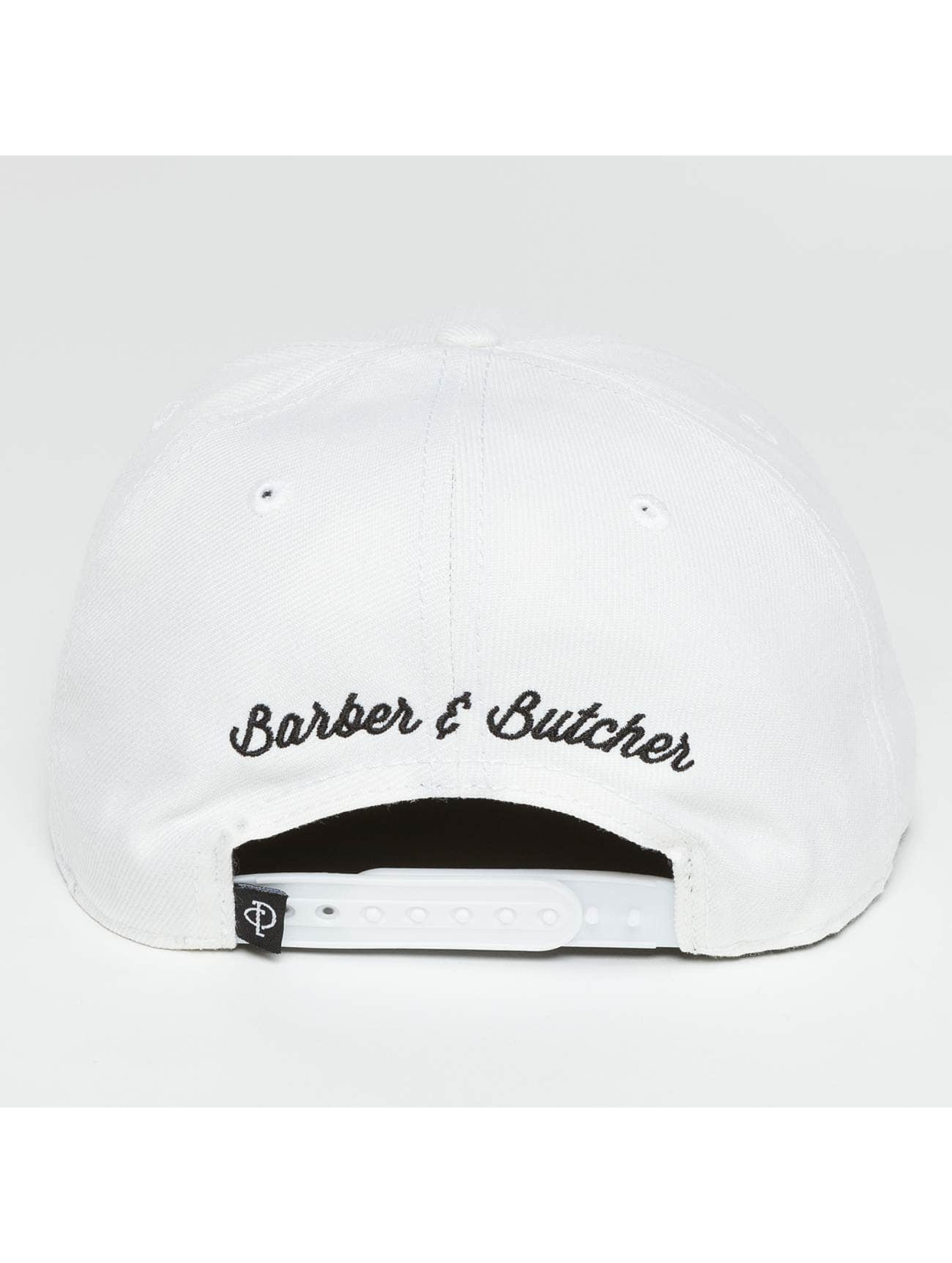 Distorted People snapback cap BB Blades wit