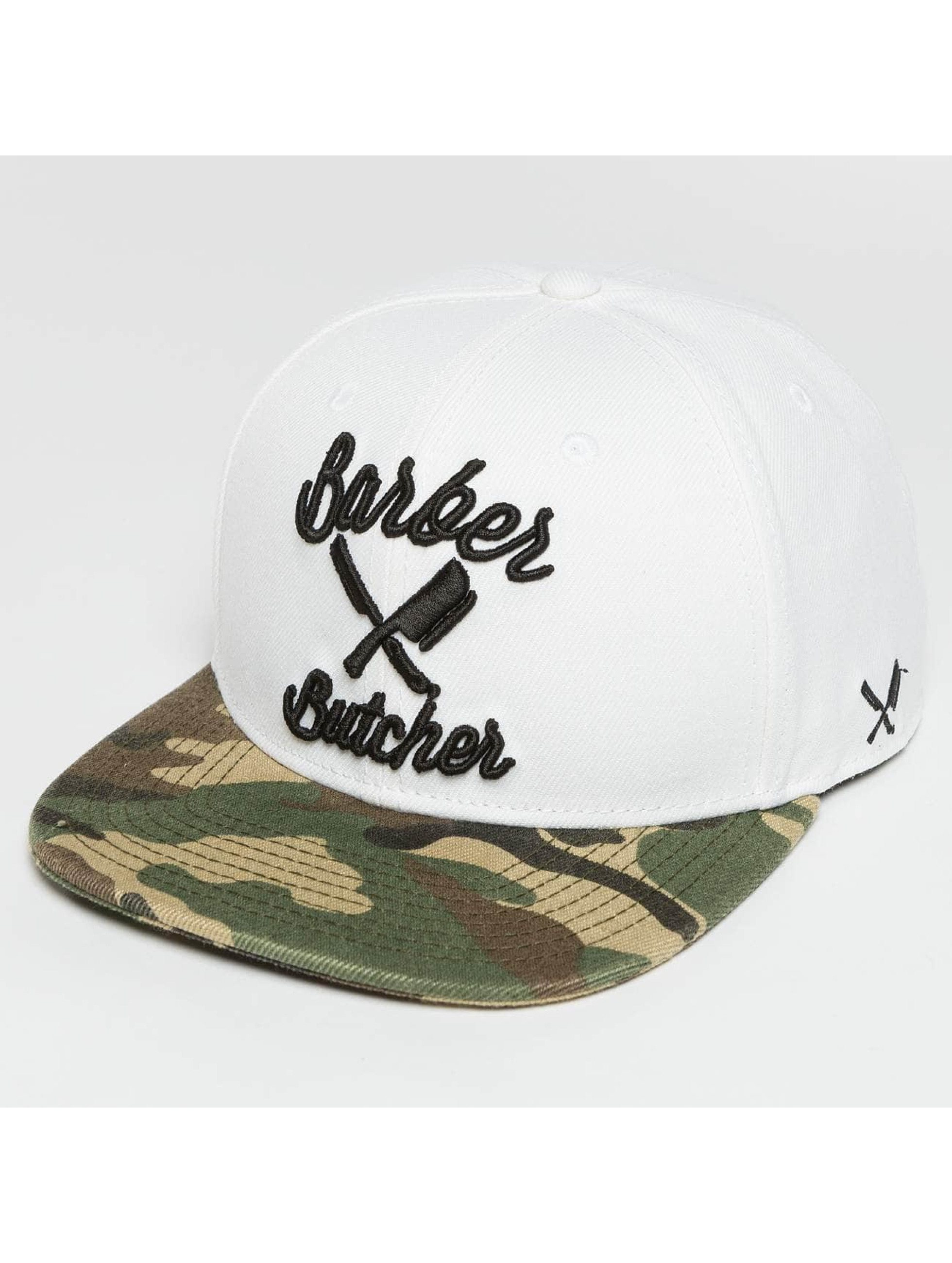 Distorted People Snapbackkeps BB Blades vit