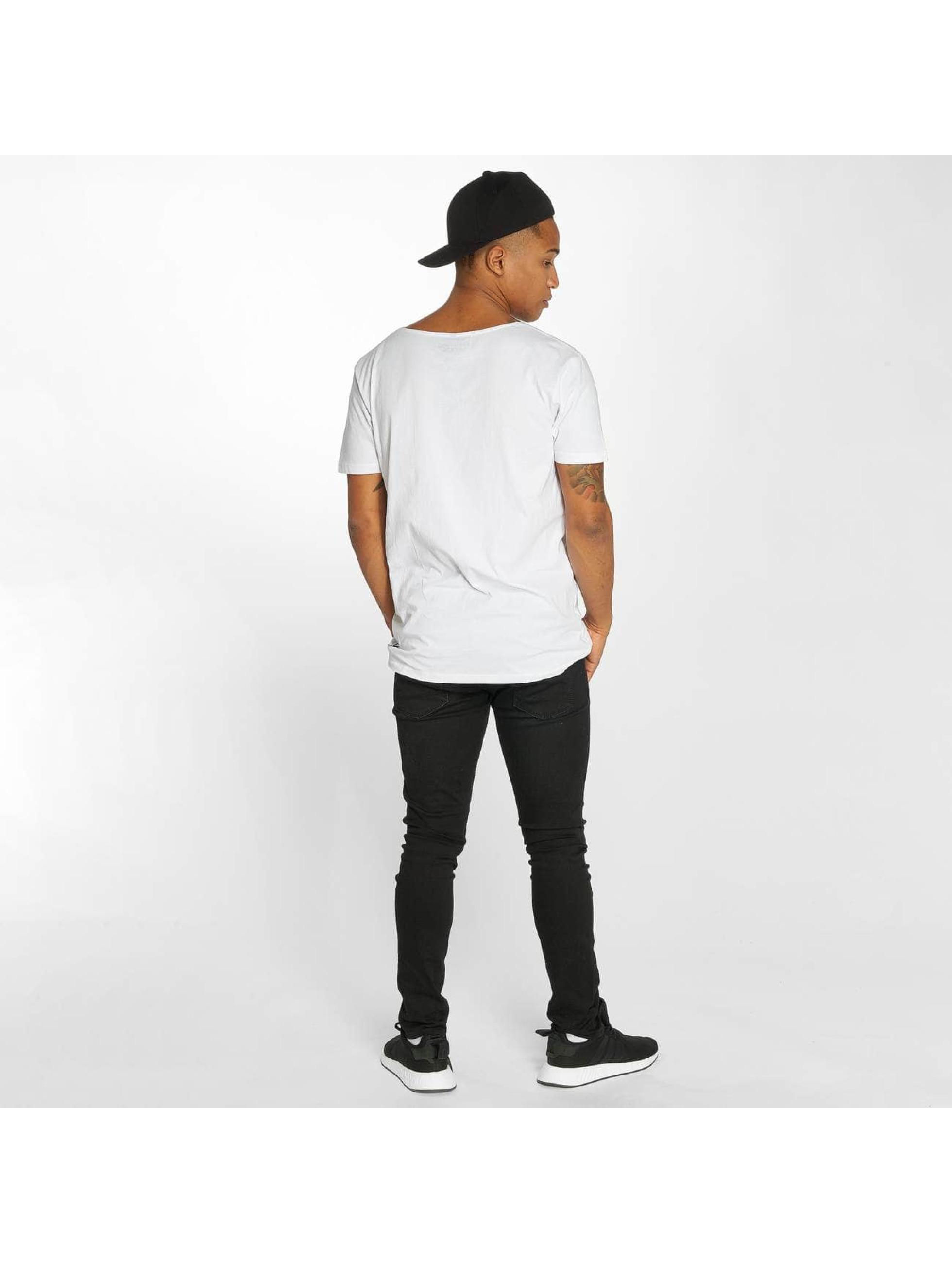 Distorted People T-shirt Barber & Butcher bianco