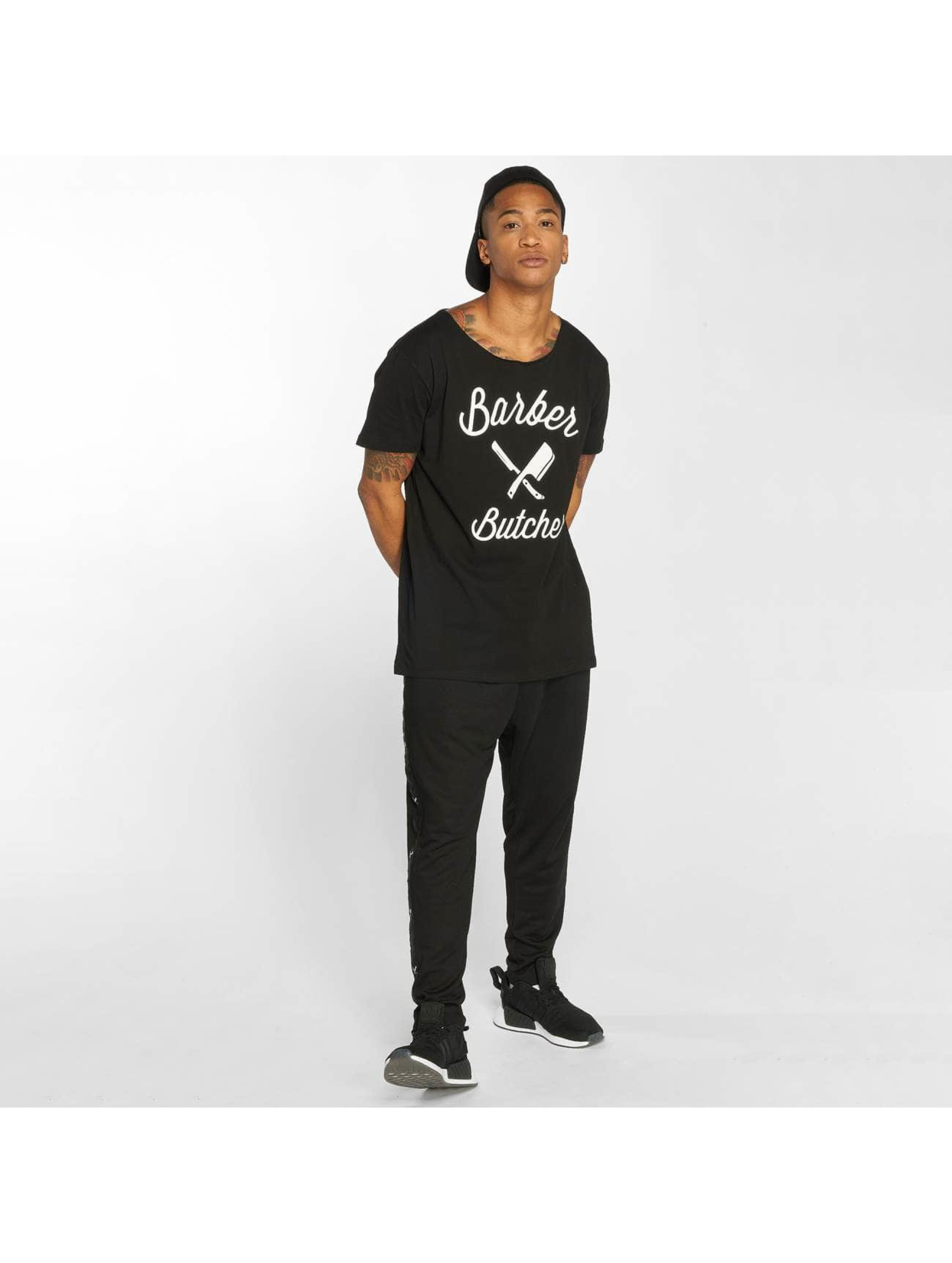 Distorted People T-shirt People BB Blades Cutted svart