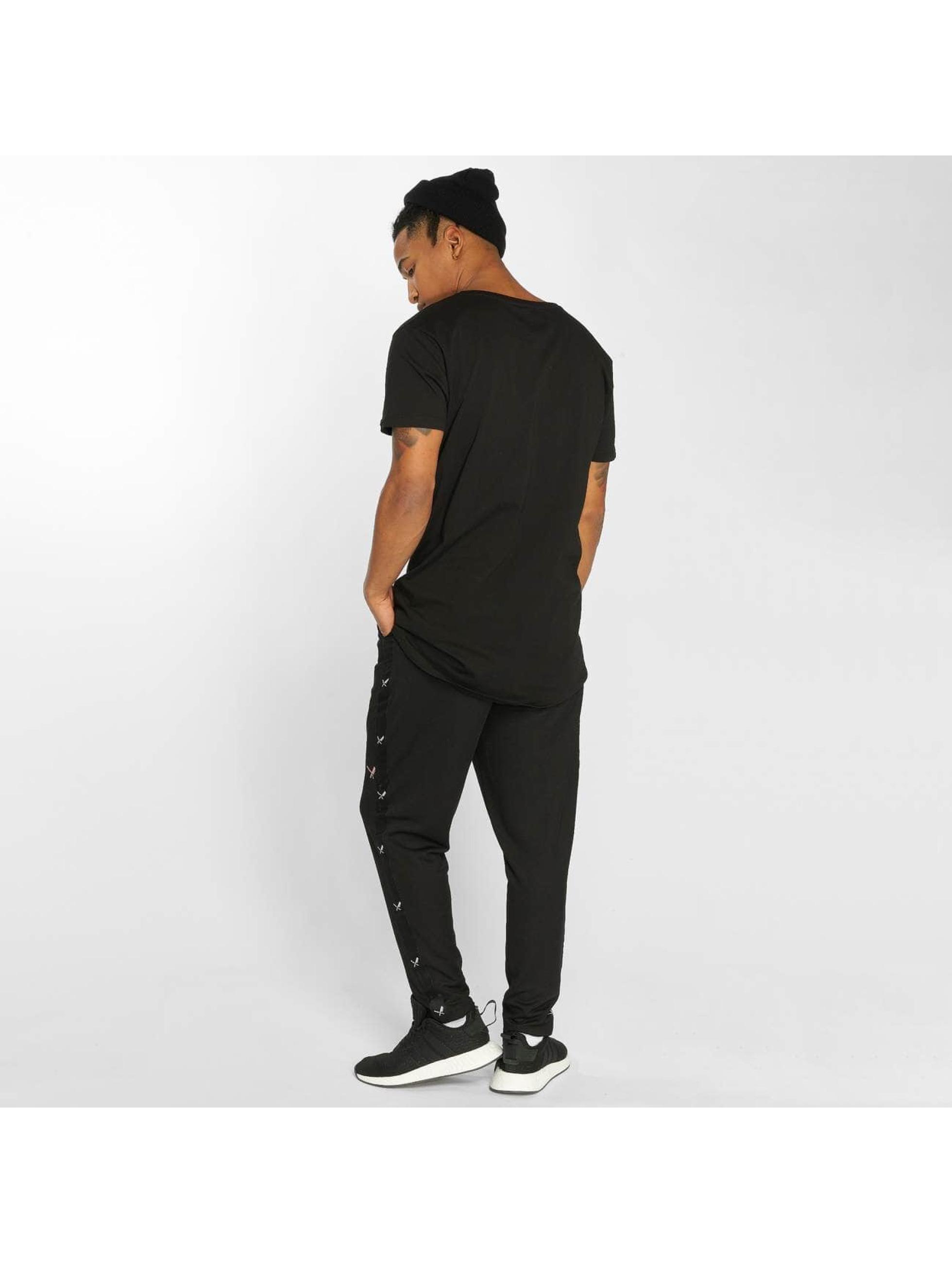 Distorted People T-shirt Grand svart