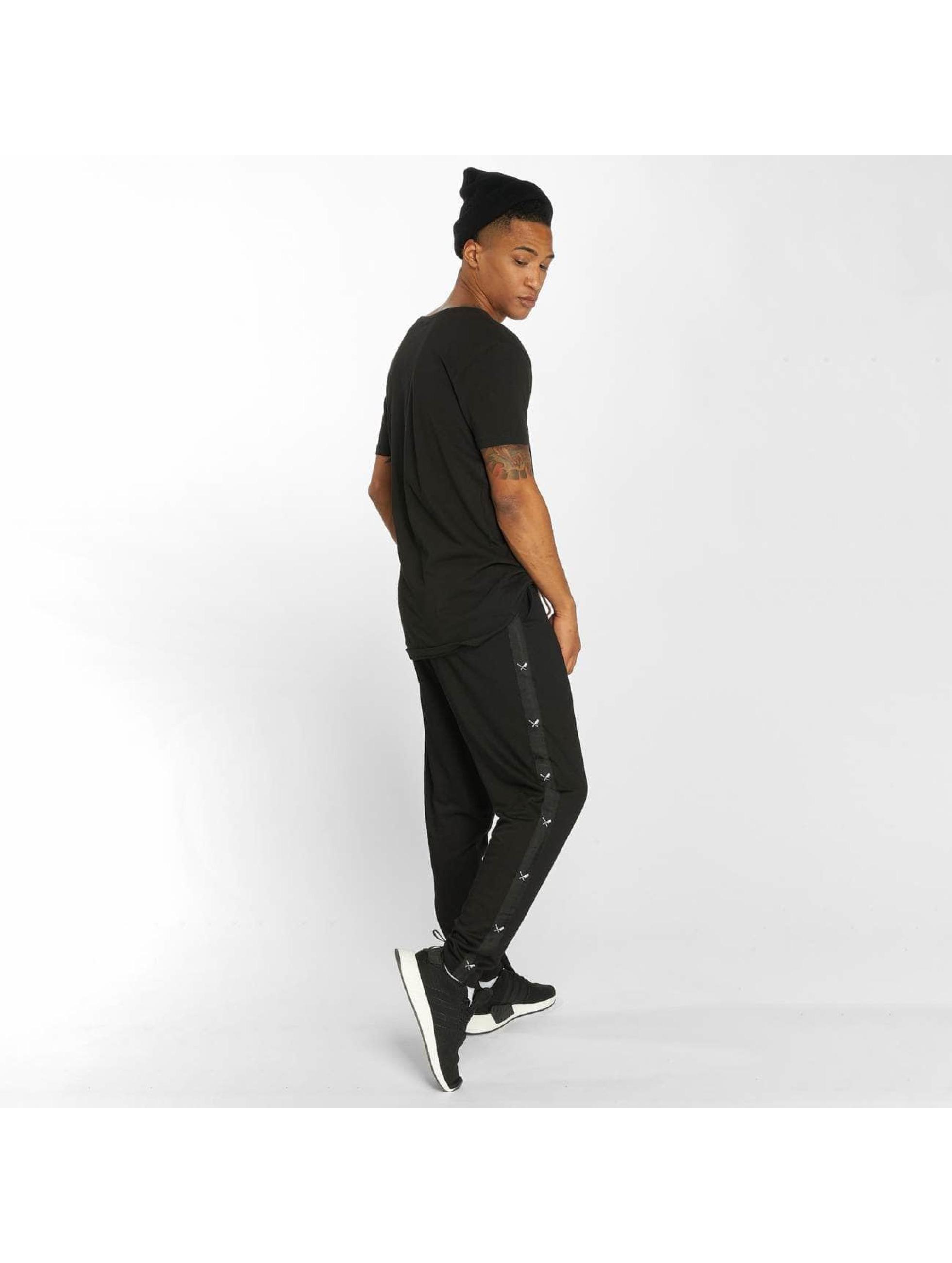 Distorted People t-shirt Grand zwart