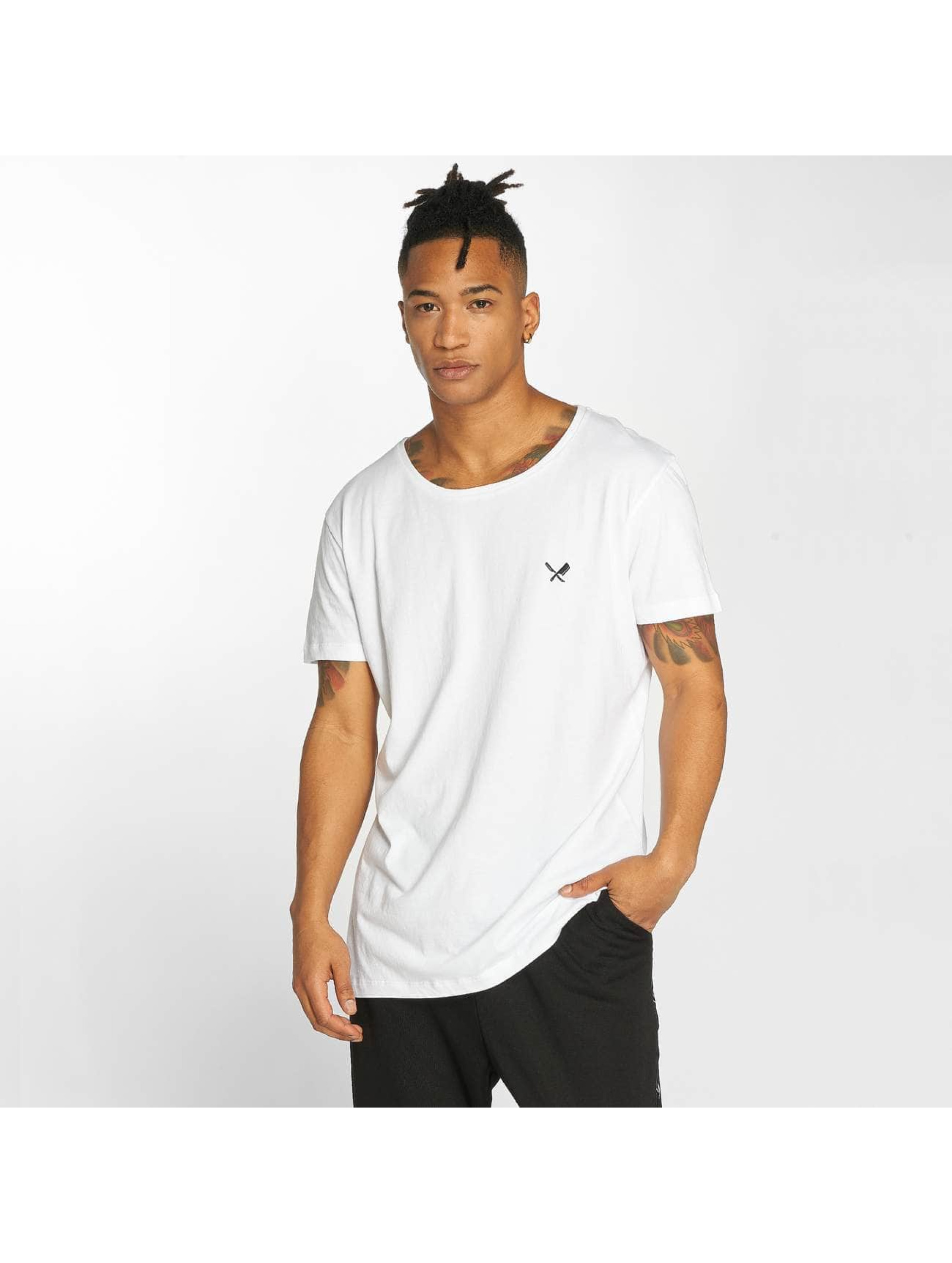 Distorted People T-skjorter Grand hvit