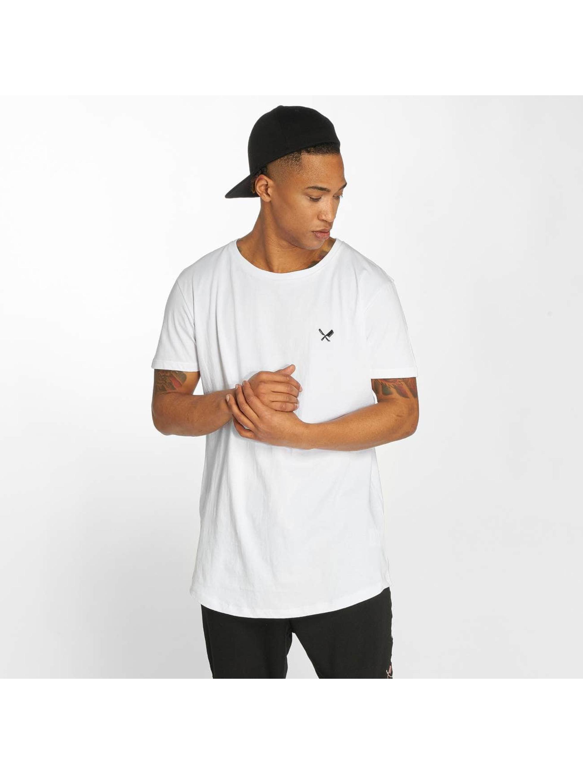 Distorted People T-skjorter People Grand hvit