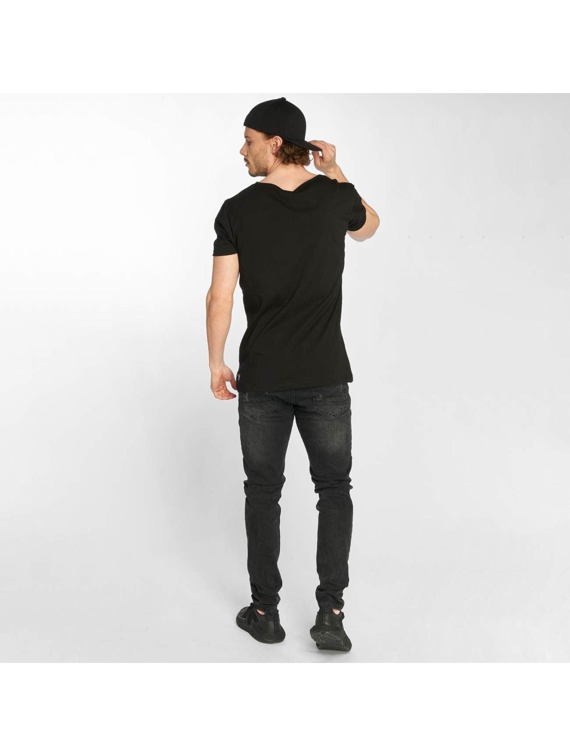 Distorted People T-skjorter BB Blades Camo svart