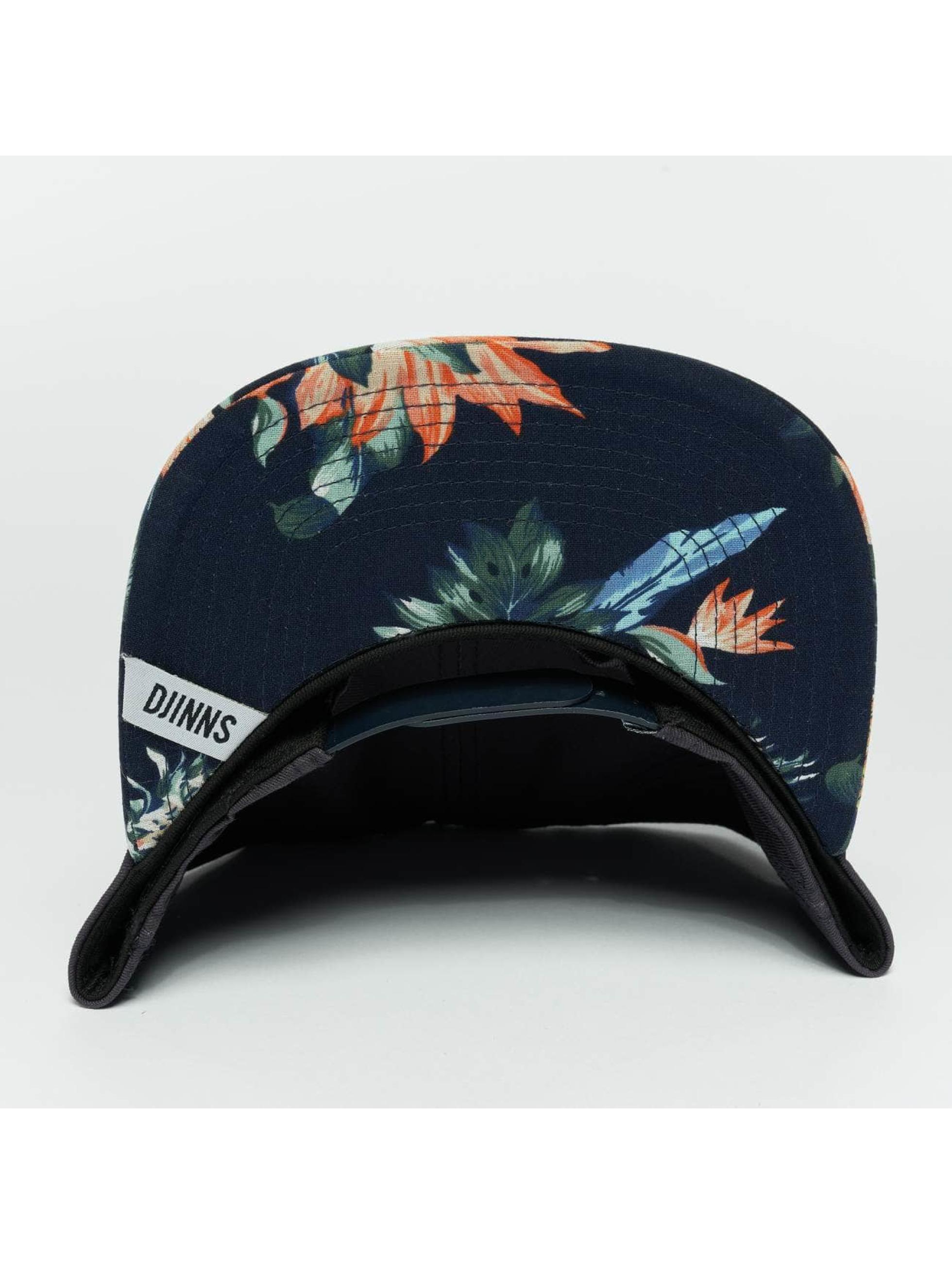 Djinns Кепка с застёжкой CP Pineapple синий