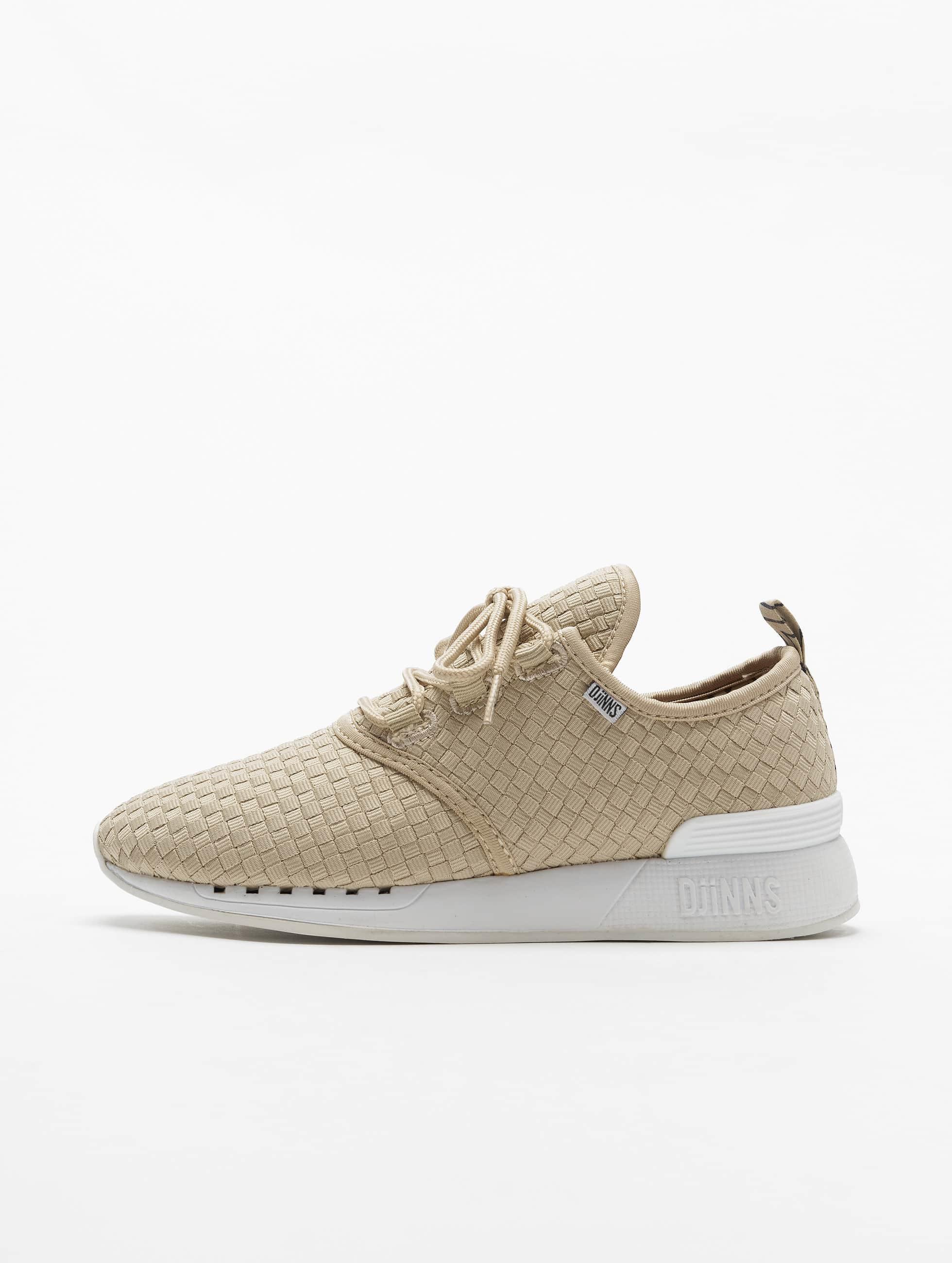 Djinns Chaussures / Baskets Moc Lau Conlines en beige