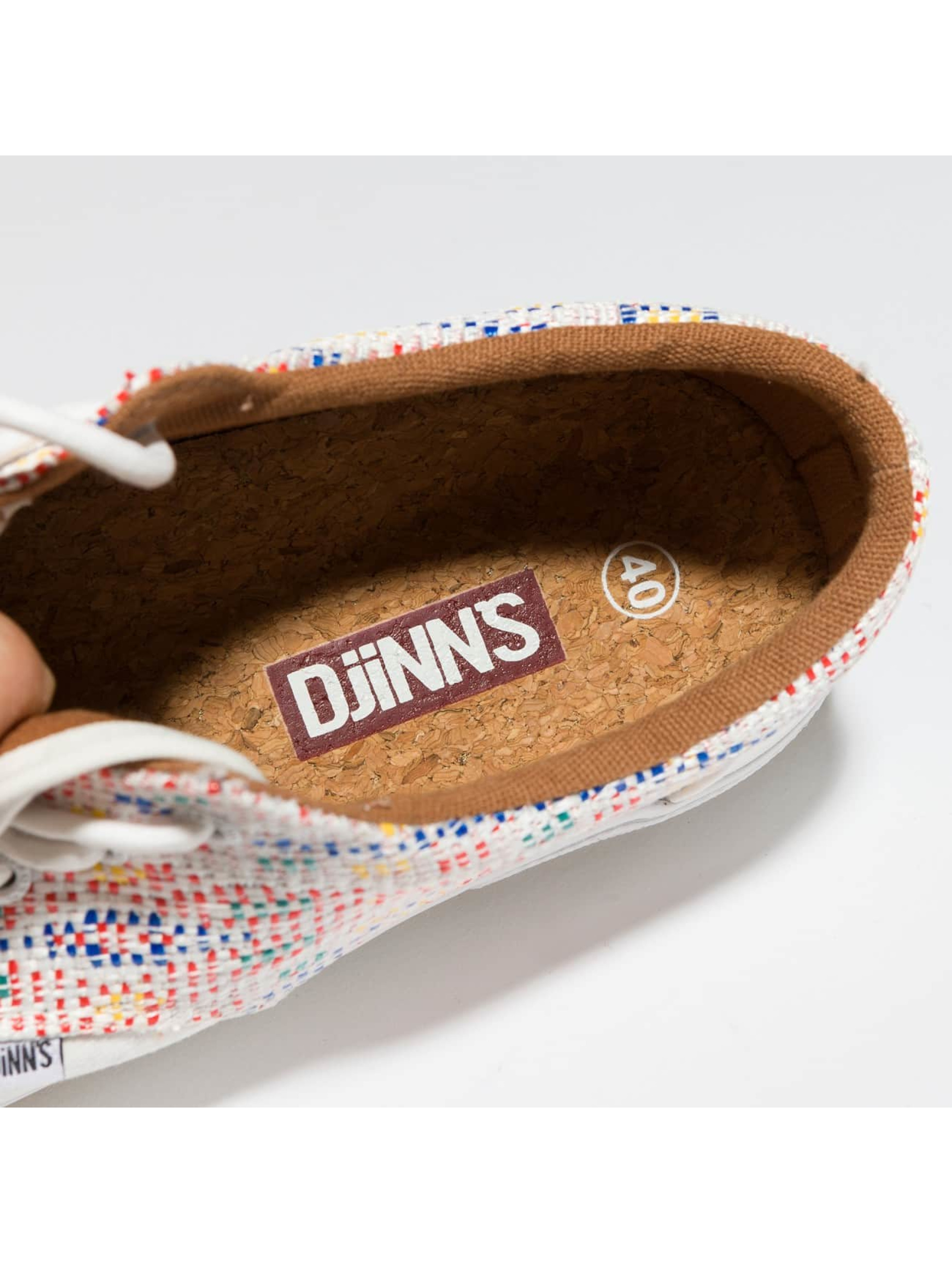 Djinns Baskets Nice Crazy Pattern Geronimo blanc