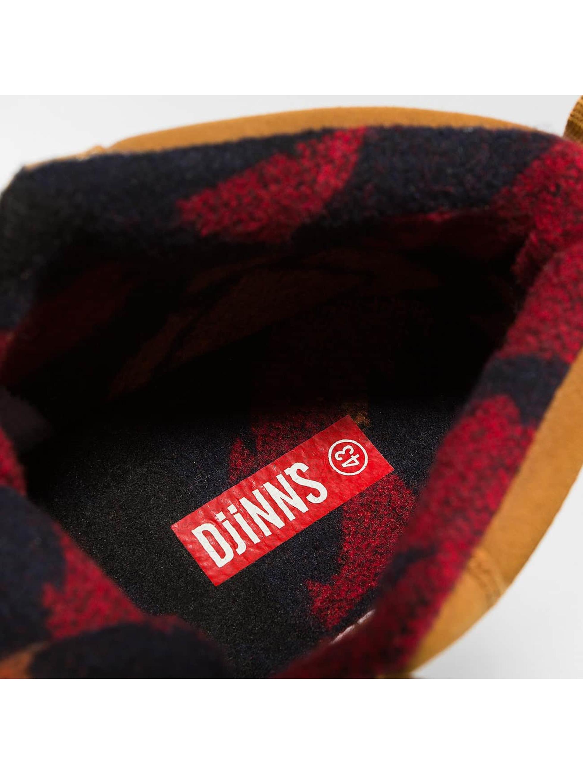 Djinns Baskets Trek High Light brun