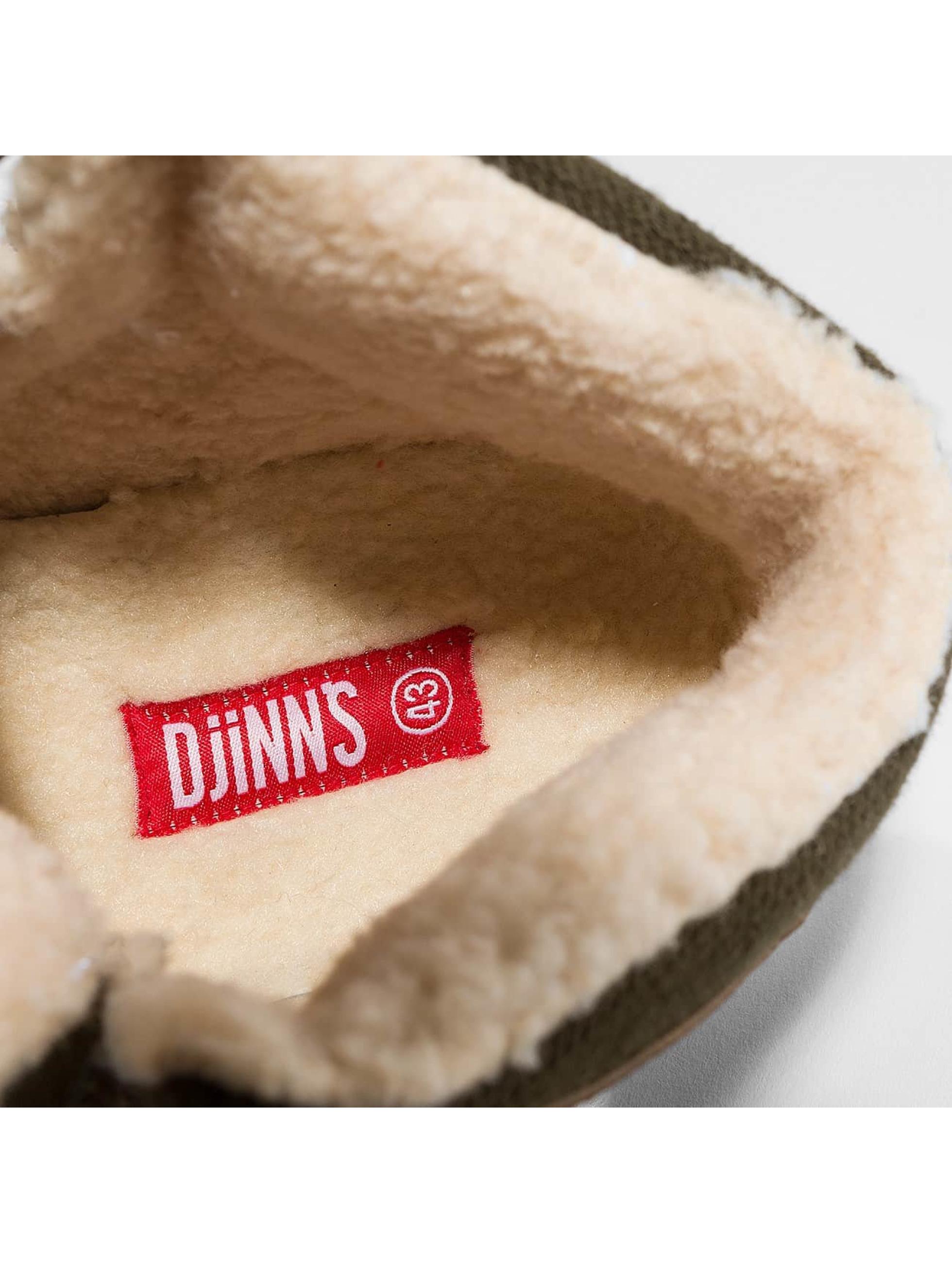 Djinns Baskets Wunk Fur Light brun
