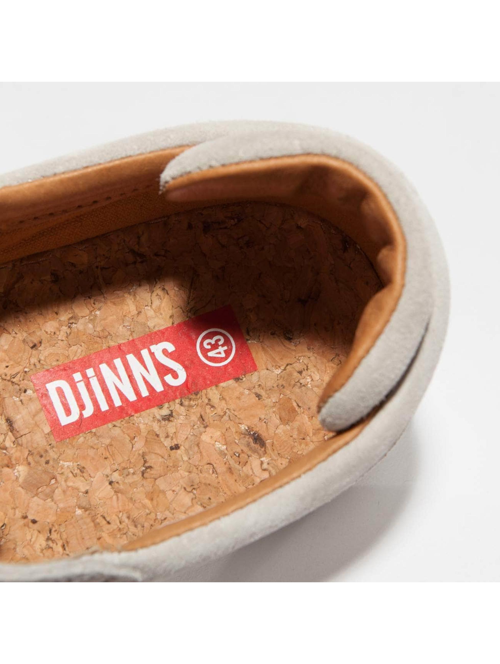Djinns Baskets Awaike Suede gris