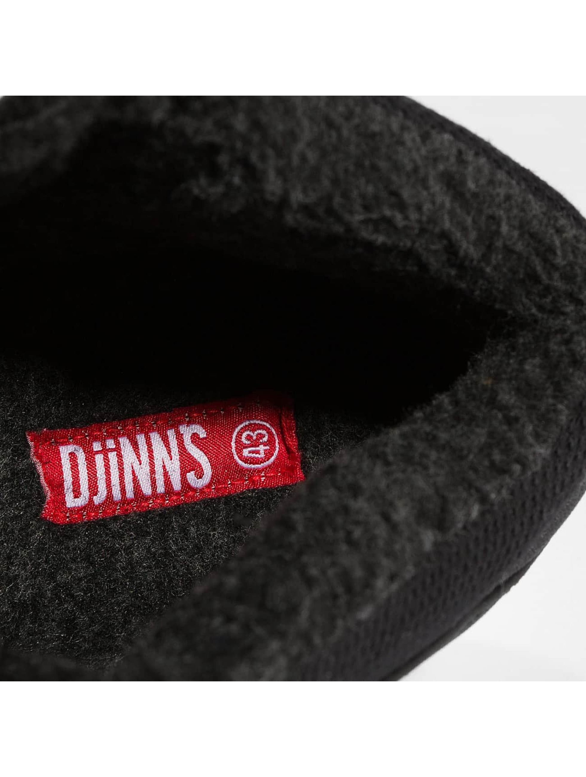 Djinns Baskets Wunk Fur Light noir