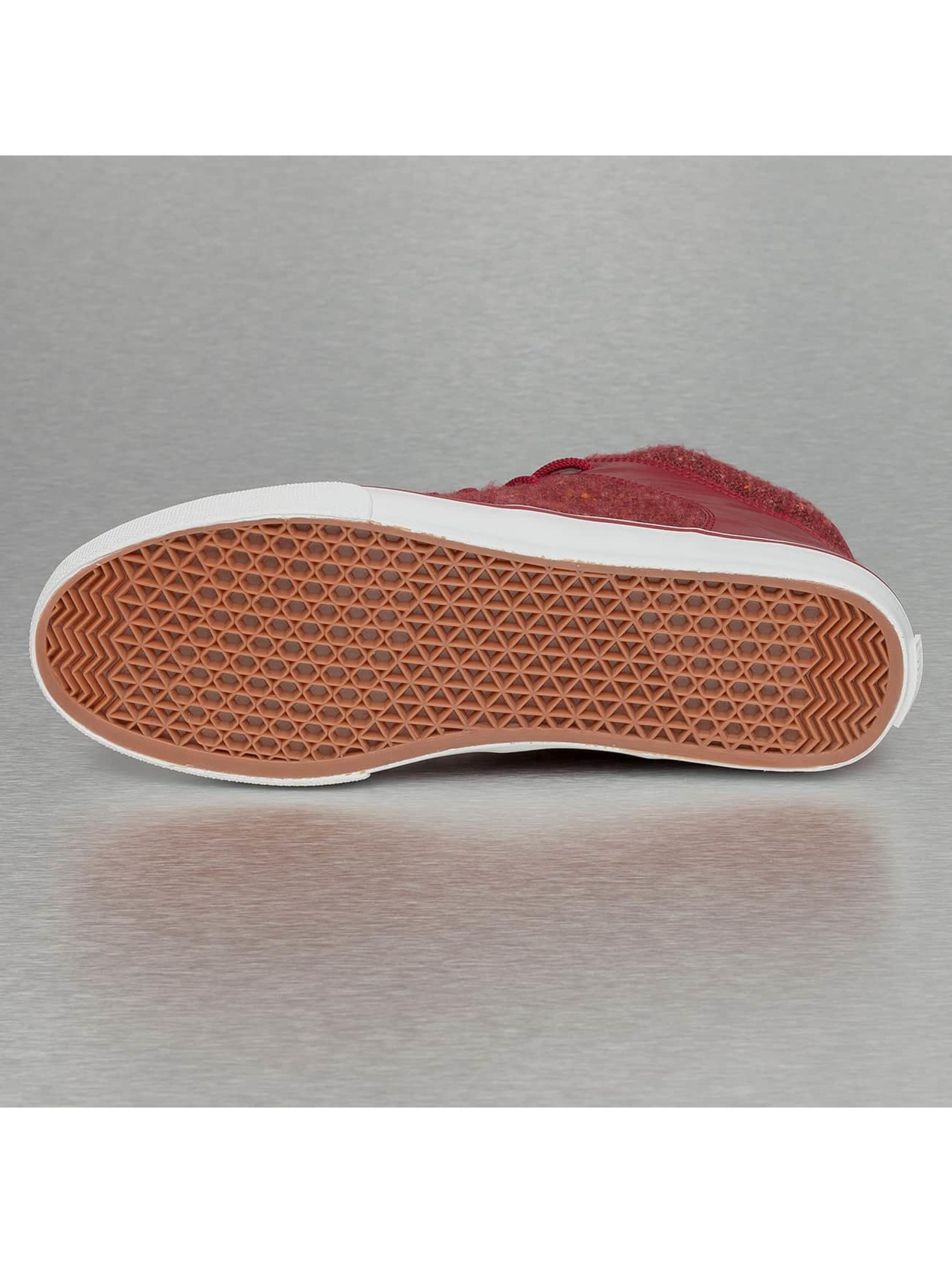 Djinns Baskets Chunk Spotted Felt rouge