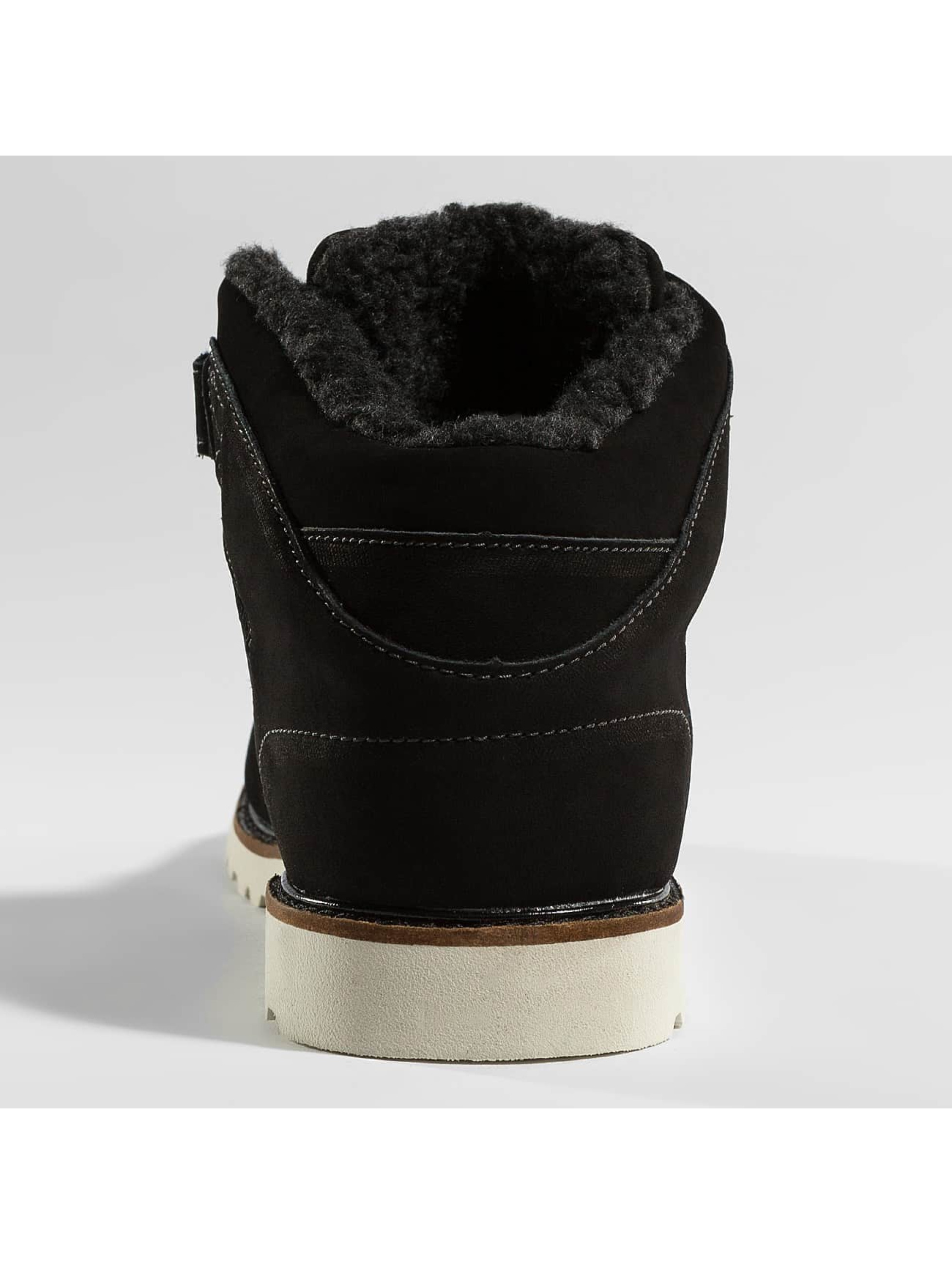 Djinns Boots Wunk Fur Deff negro