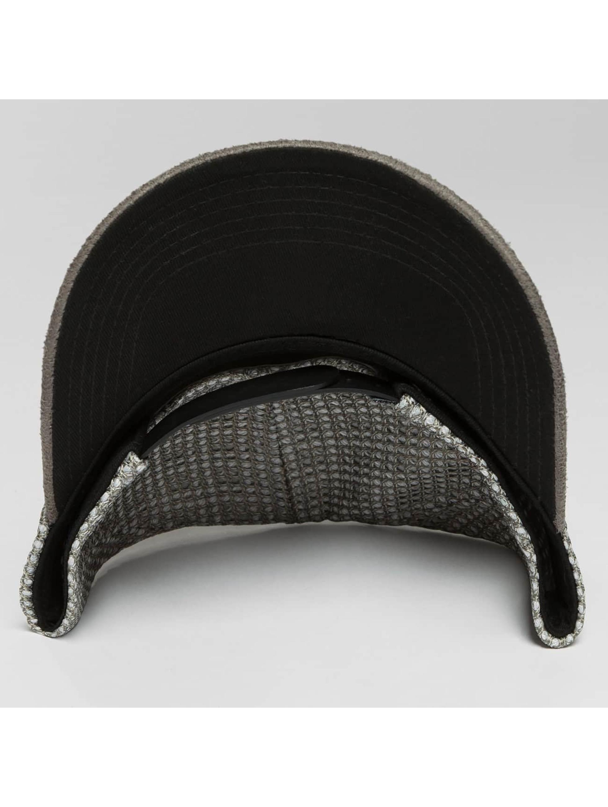 Djinns Casquette Trucker mesh HFT Part-Time Mesh gris
