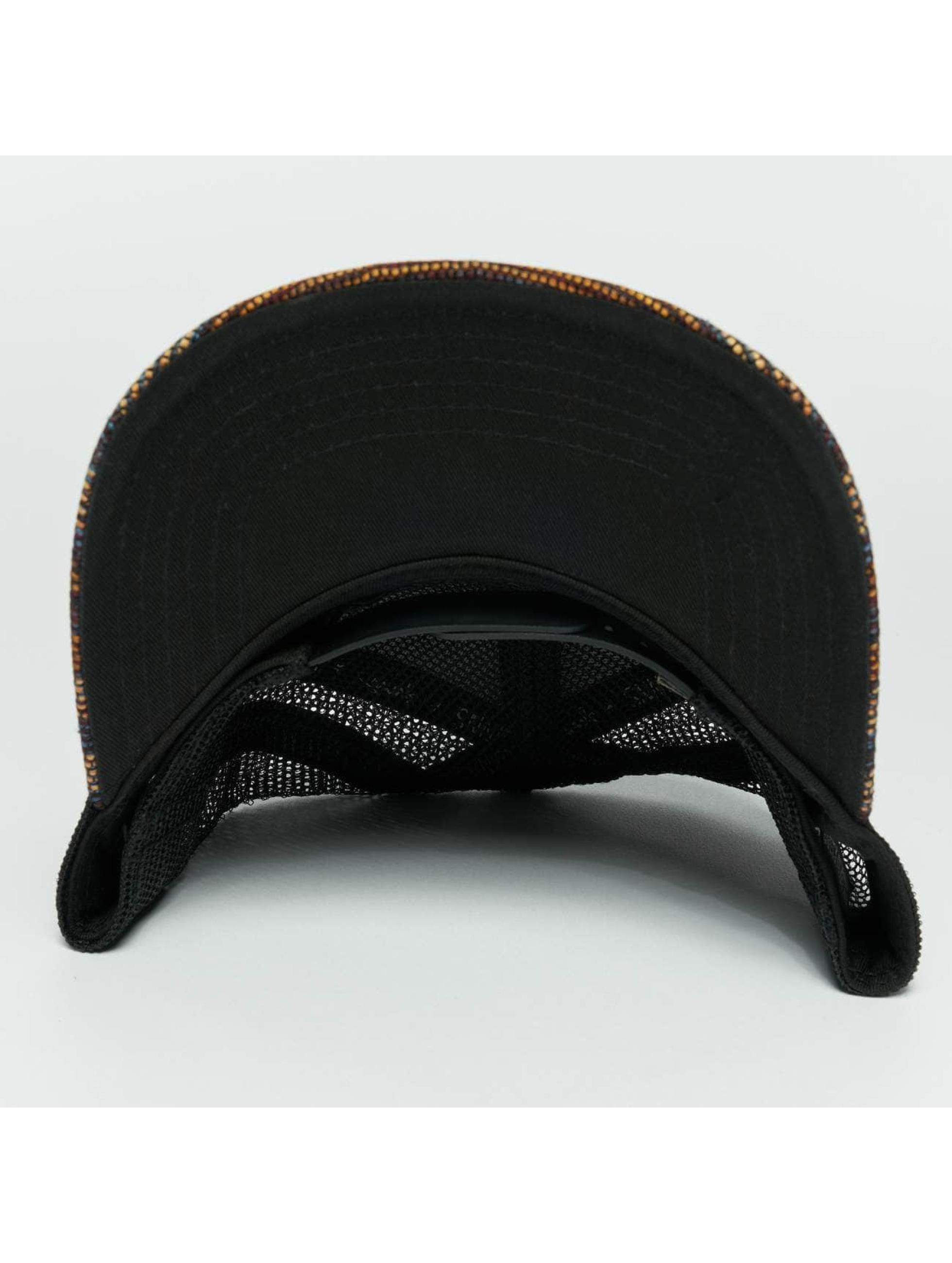 Djinns Casquette Trucker mesh Thaibast noir
