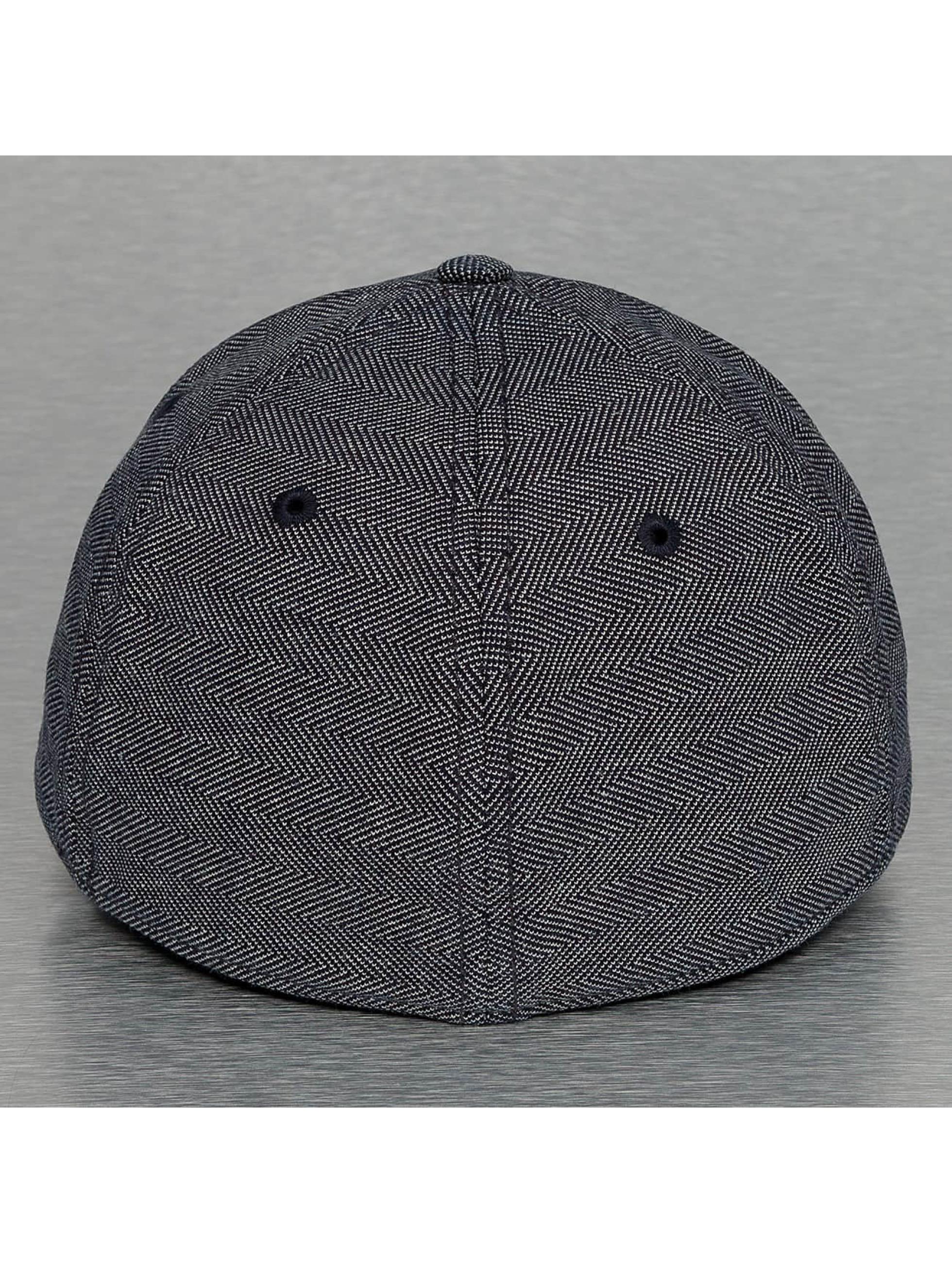 Djinns Flexfitted Cap Fishgrade A-Flex blue