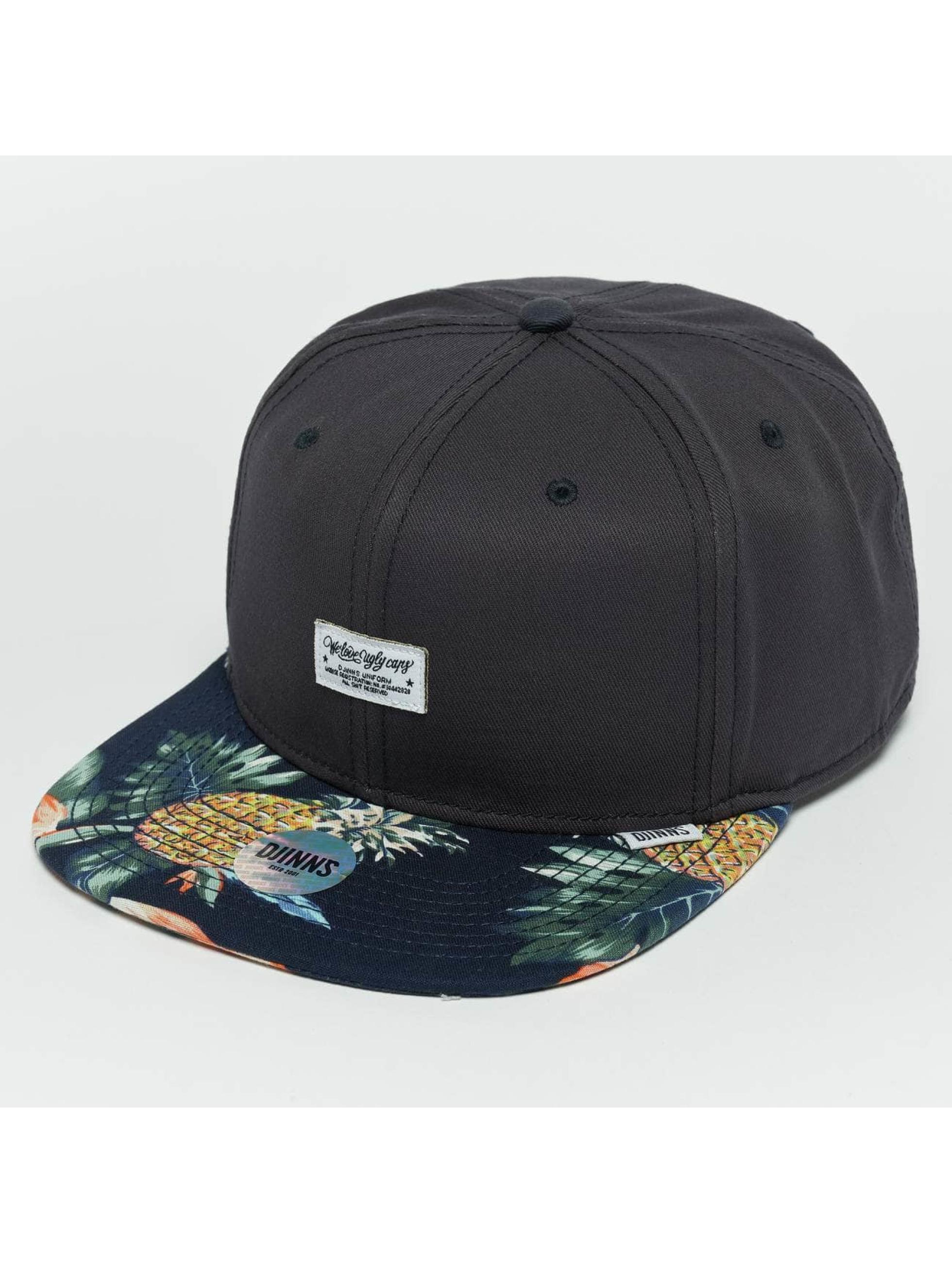 Djinns Gorra Snapback CP Pineapple azul