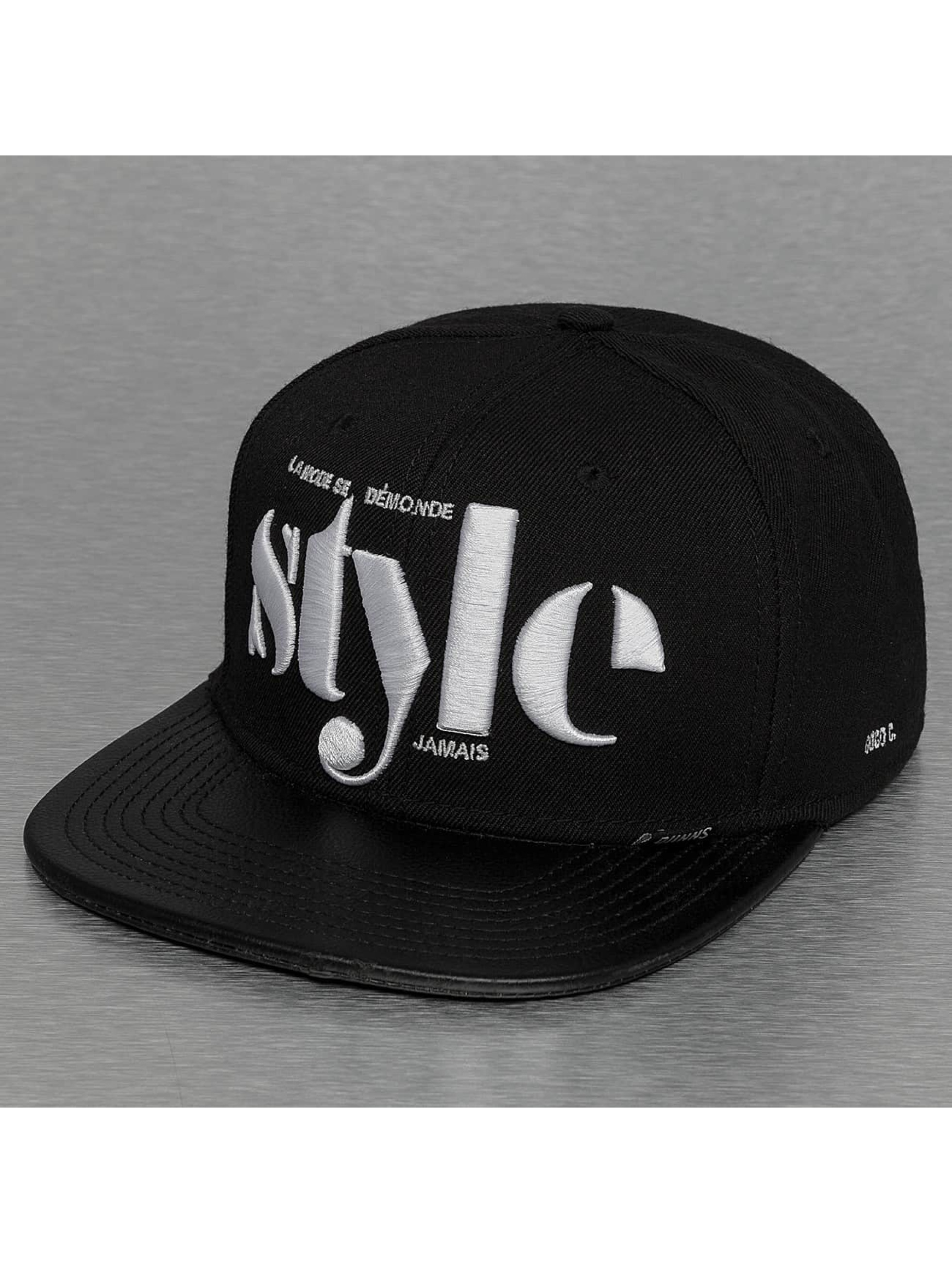 Djinns Snapback Cap Citation Coco S black