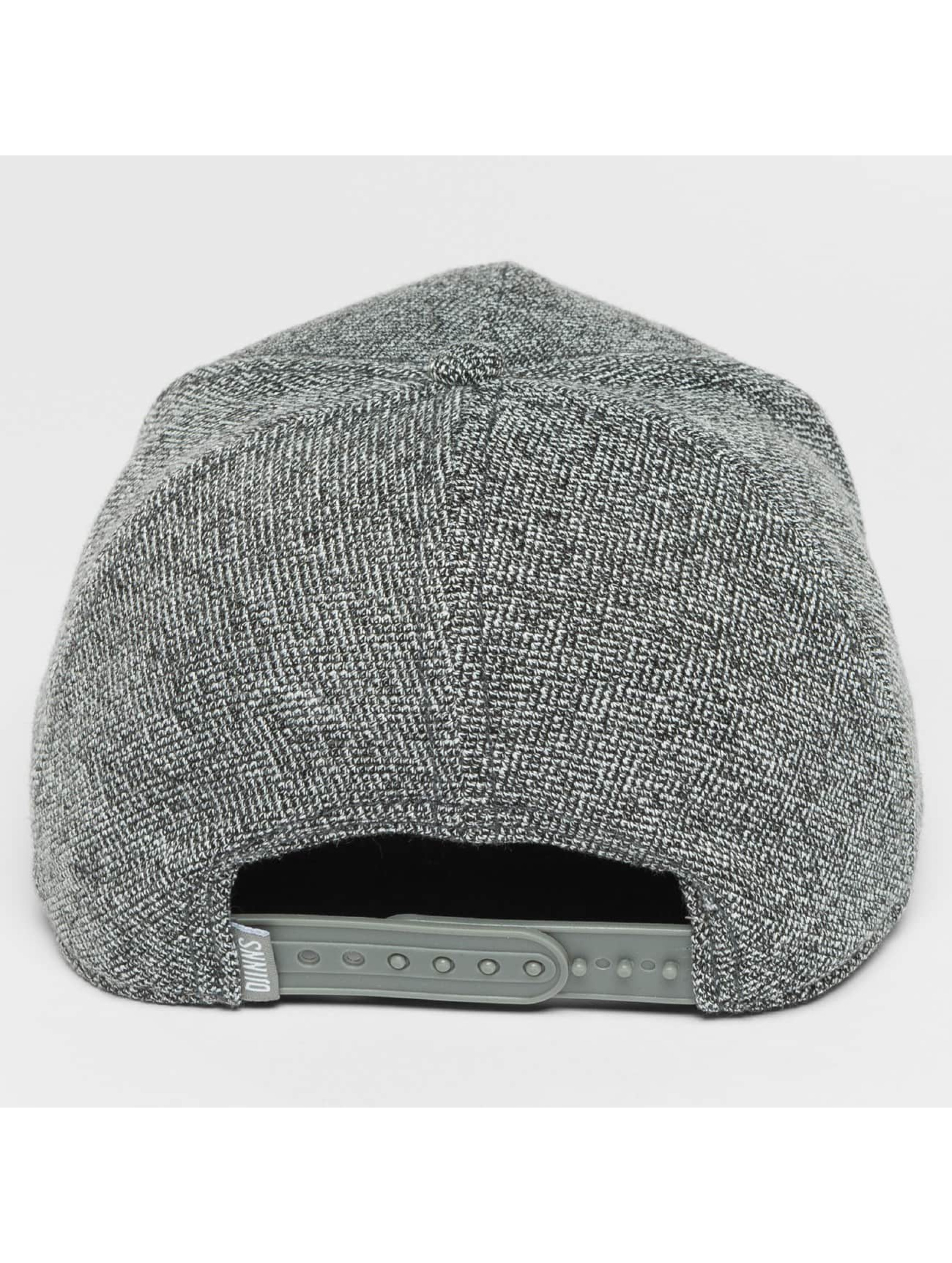 Djinns Snapback Cap HFT Full Bubble Piquee grey