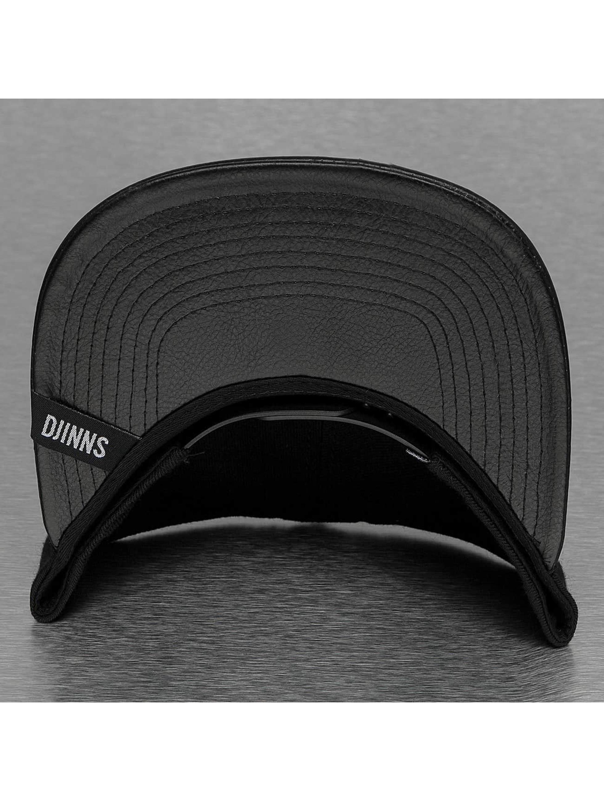 Djinns snapback cap Citation Coco S zwart