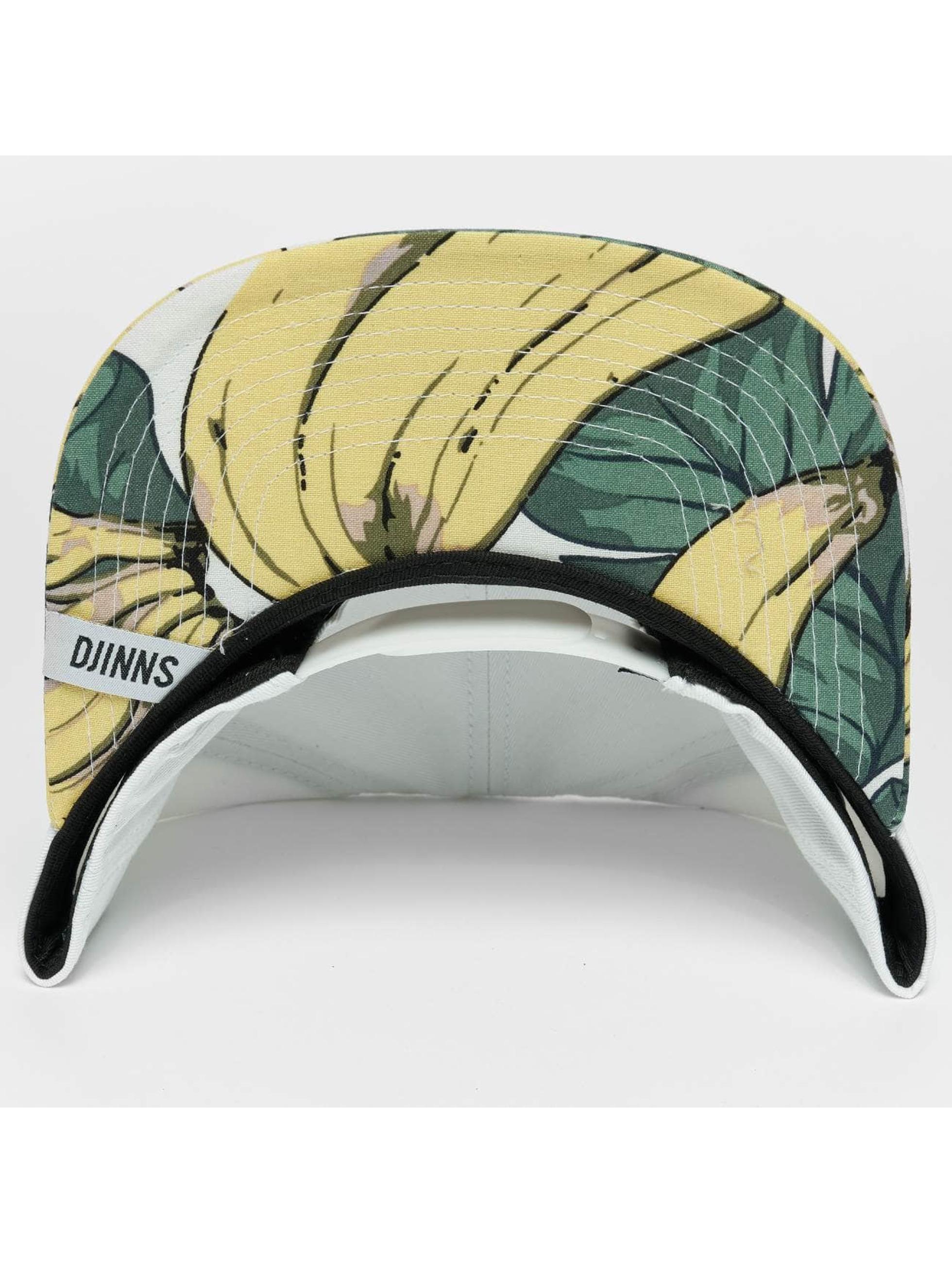Djinns Snapback Caps CP Banana bialy