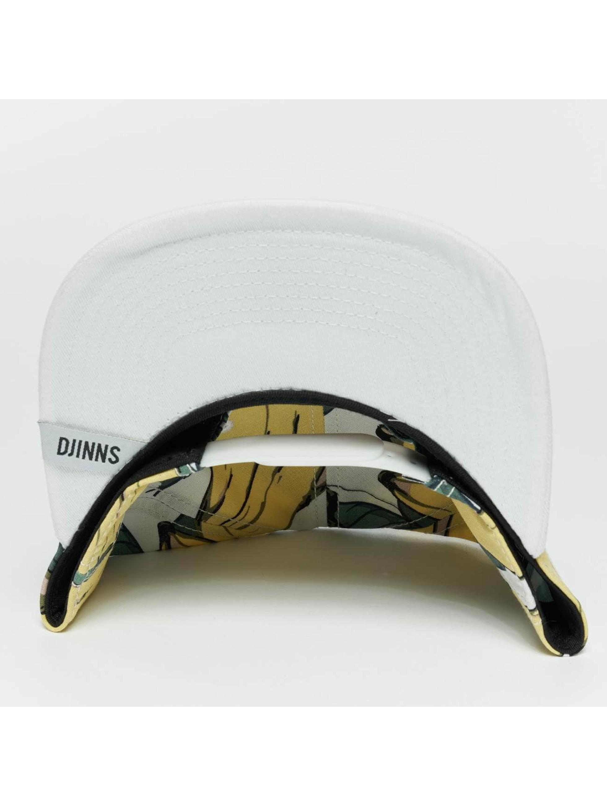 Djinns Snapback Caps Banana mangefarvet