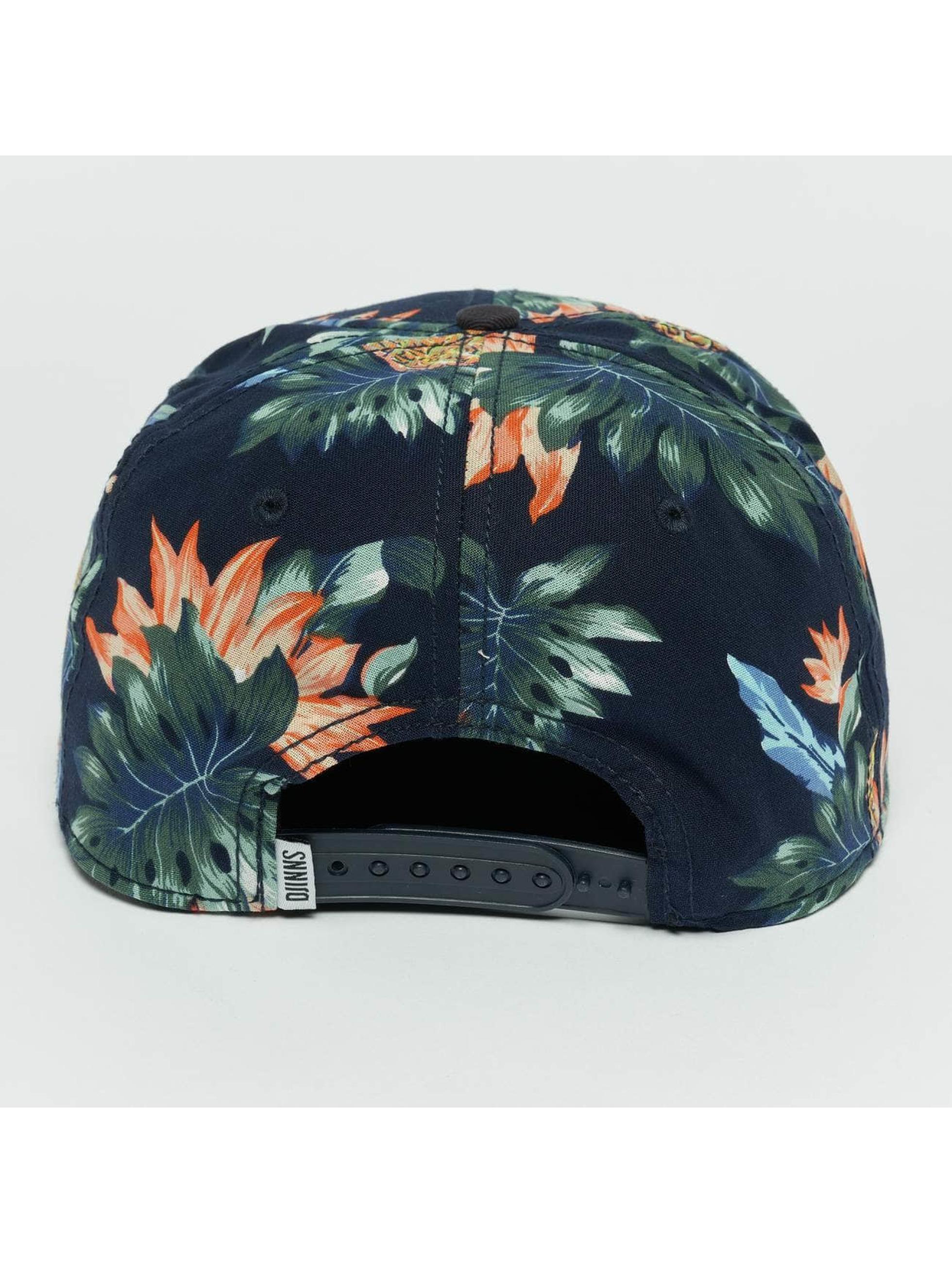 Djinns Snapback Caps CP Pineapple mangefarvet