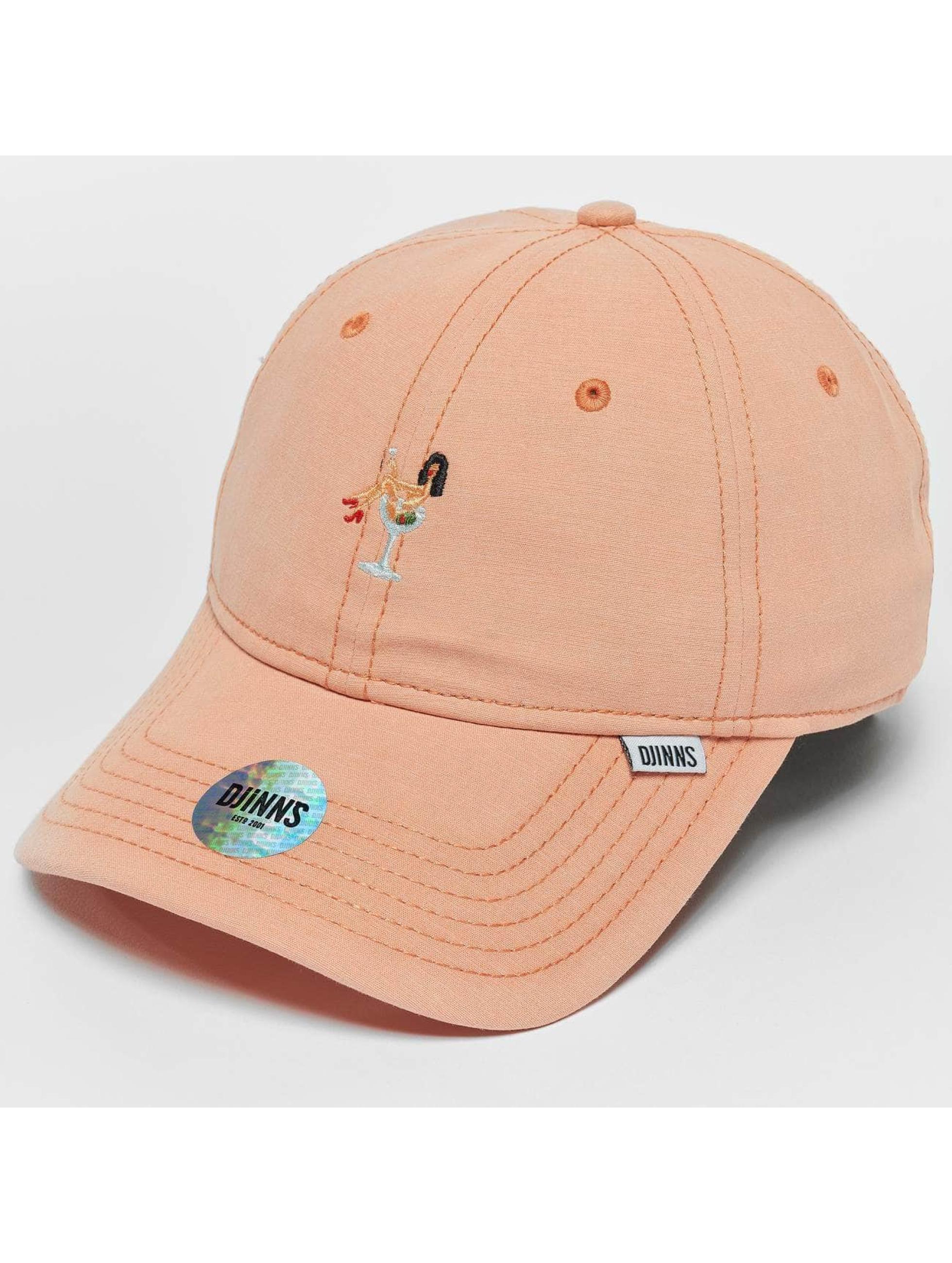 Djinns Snapback Caps Jersey Girl Dad rosa