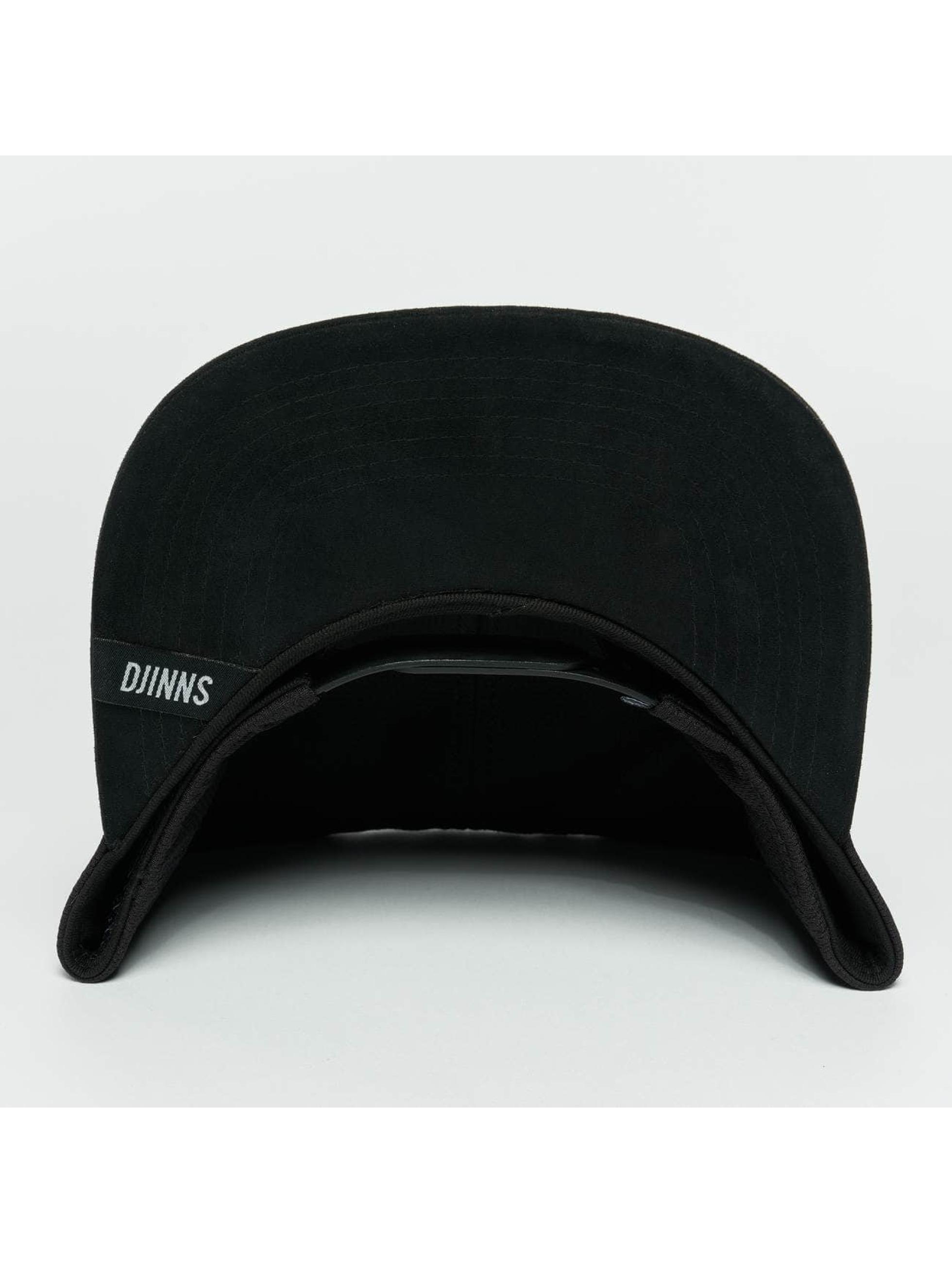 Djinns Snapback Caps Dry Knt sort