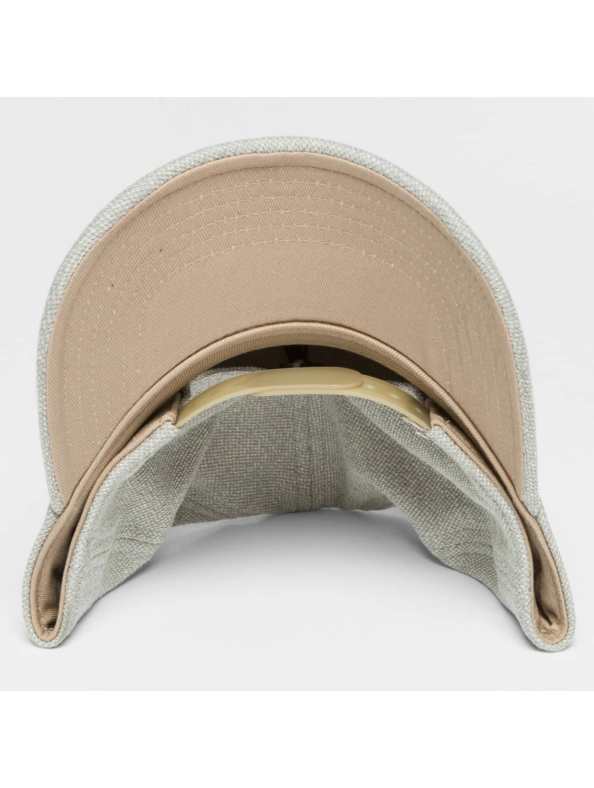 Djinns Snapback Caps HFT Full Bubble Piquee Trucker Cap szary