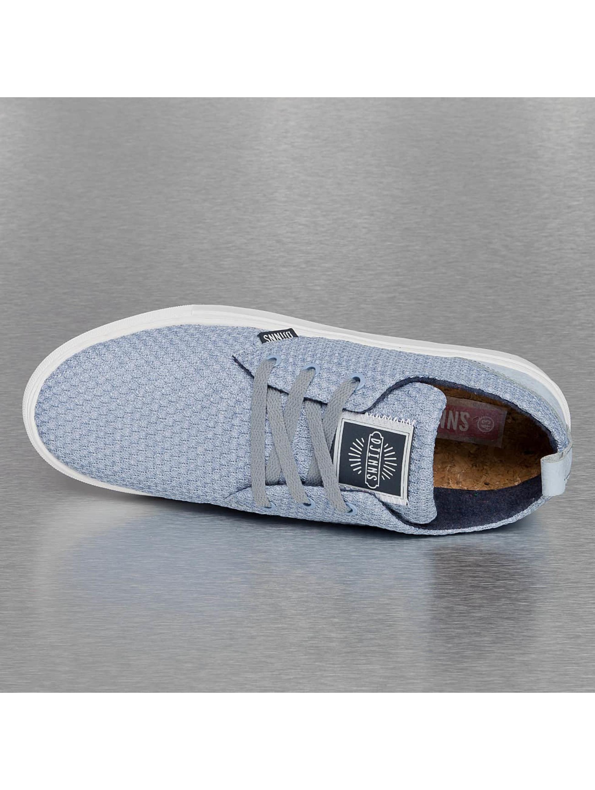 Djinns Sneaker Low Lau 2.0 blau