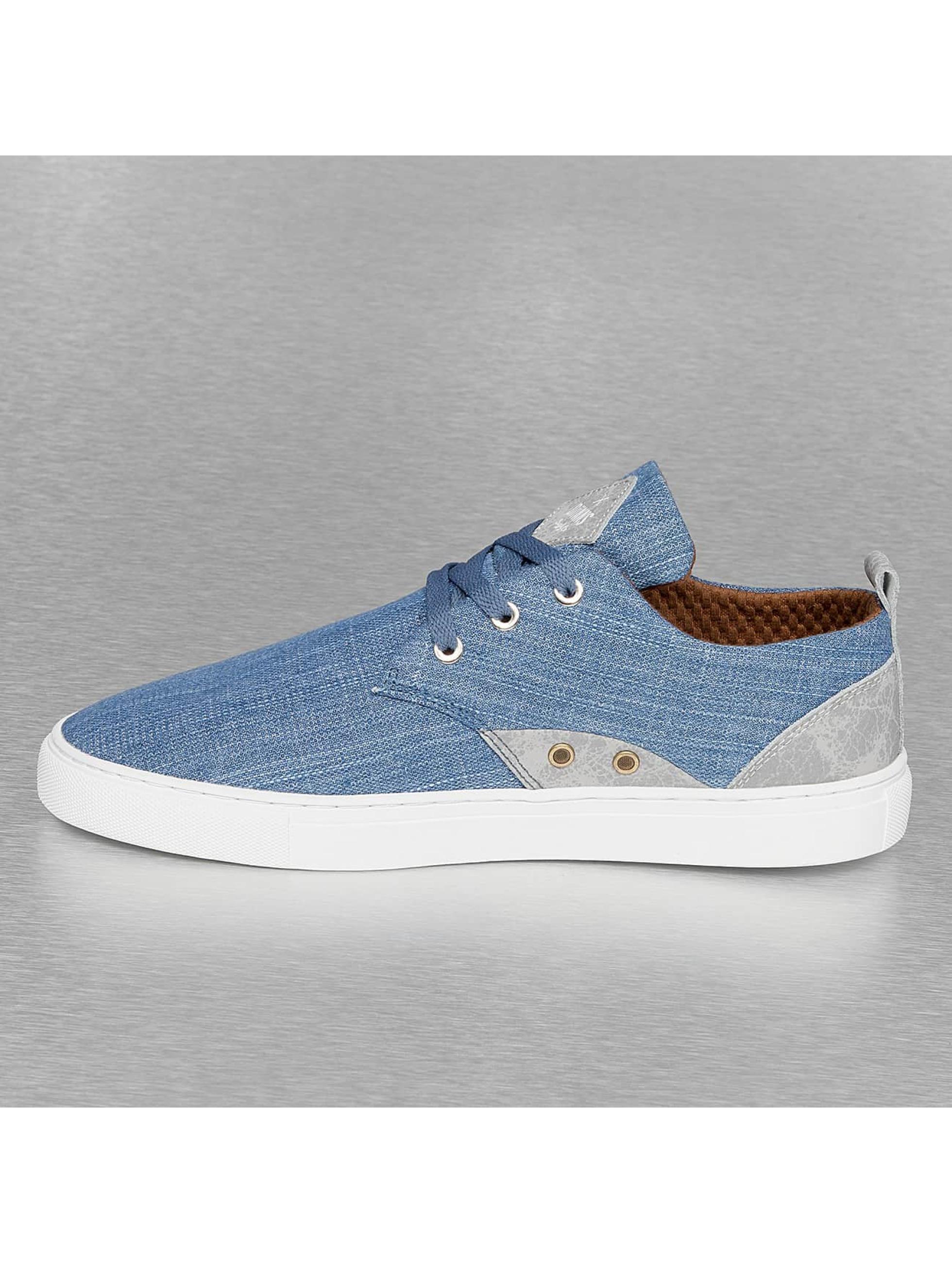 Djinns sneaker Denim 3.0 Low Lau 2.0 blauw