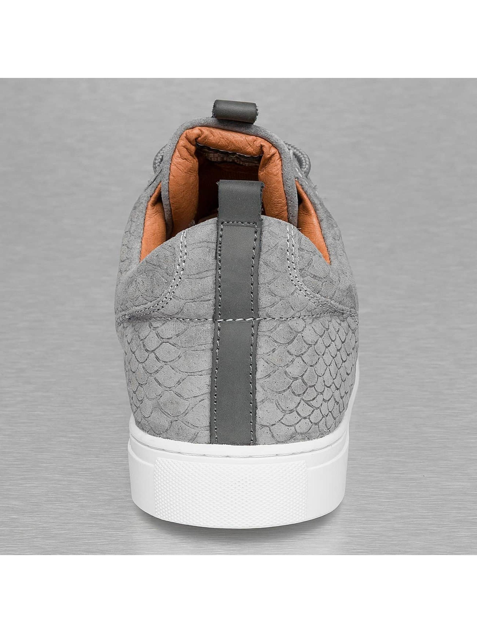Djinns Sneaker Forlow Snake Run grau