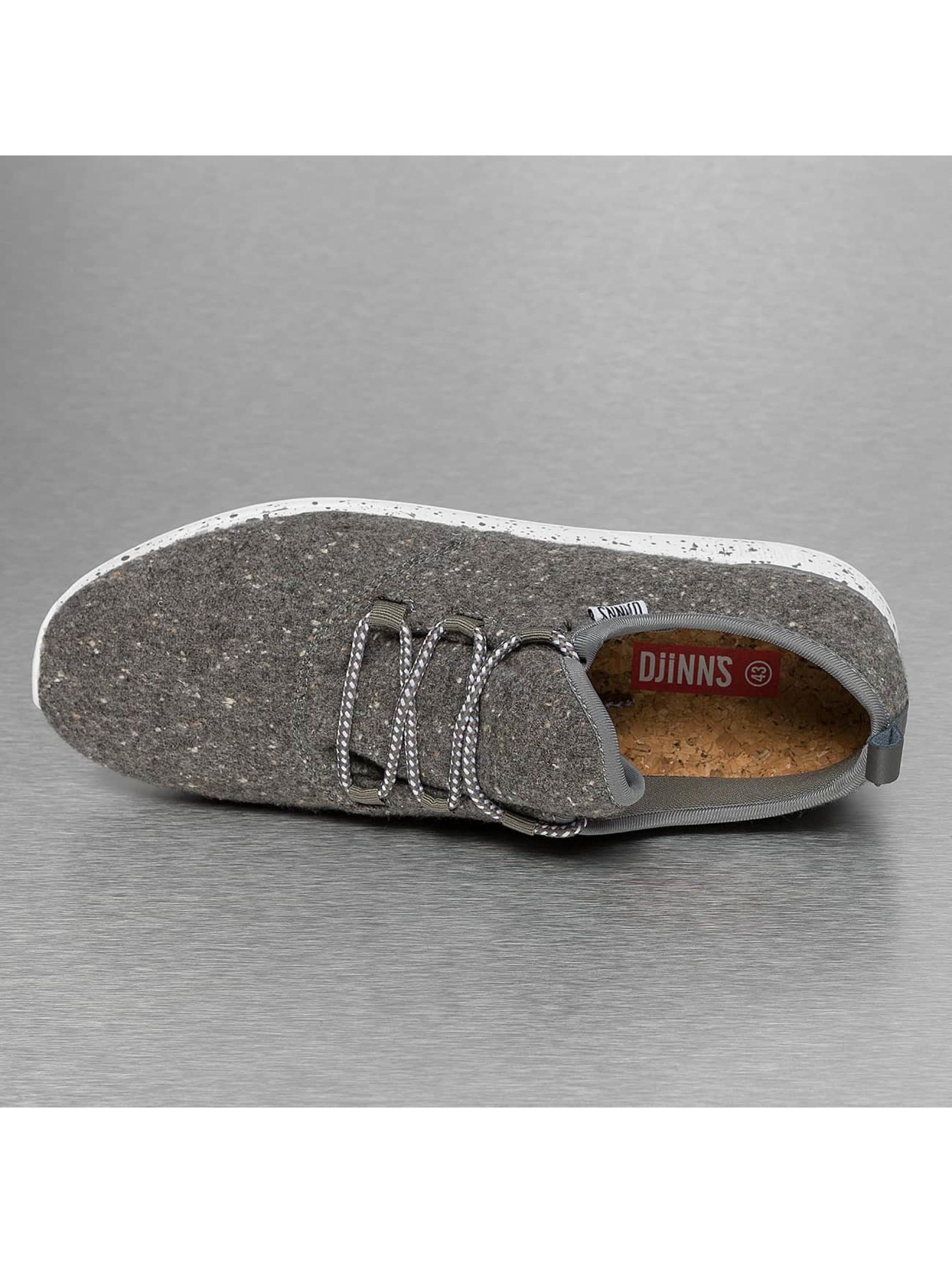 Djinns sneaker Moc Lau Spots grijs