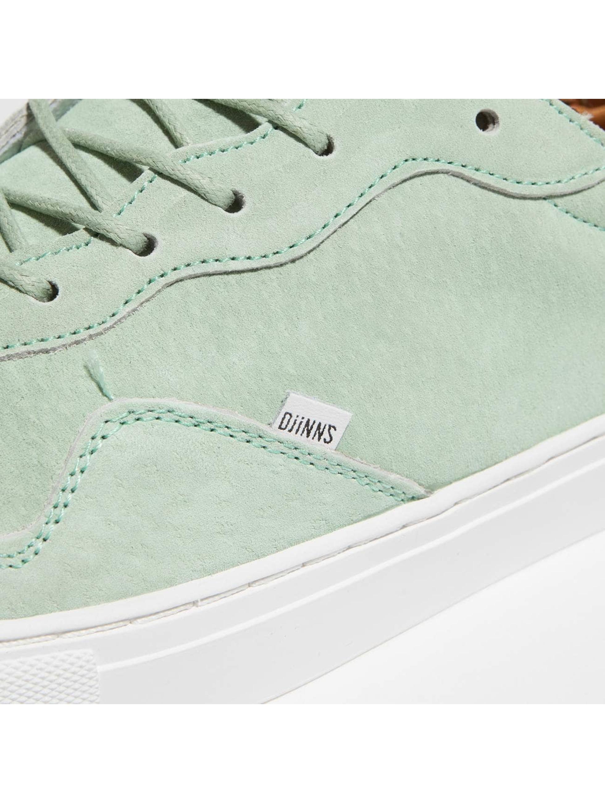 Djinns Sneaker Awaike Suede grün