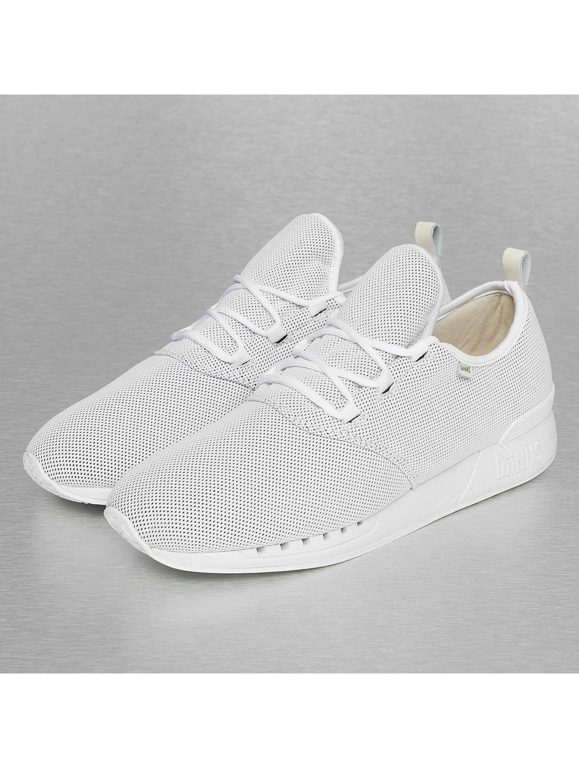 Sneaker Moc Lau Perfo in weiß